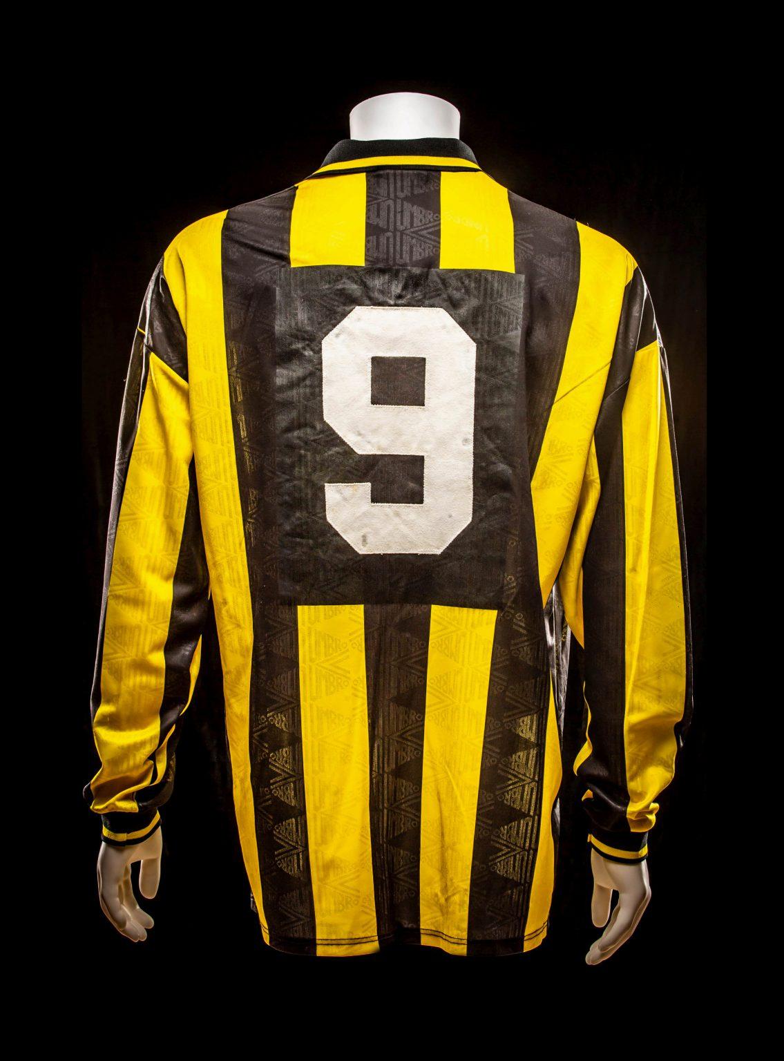 #9 Nikos Machlas Vitesse 1994-1997
