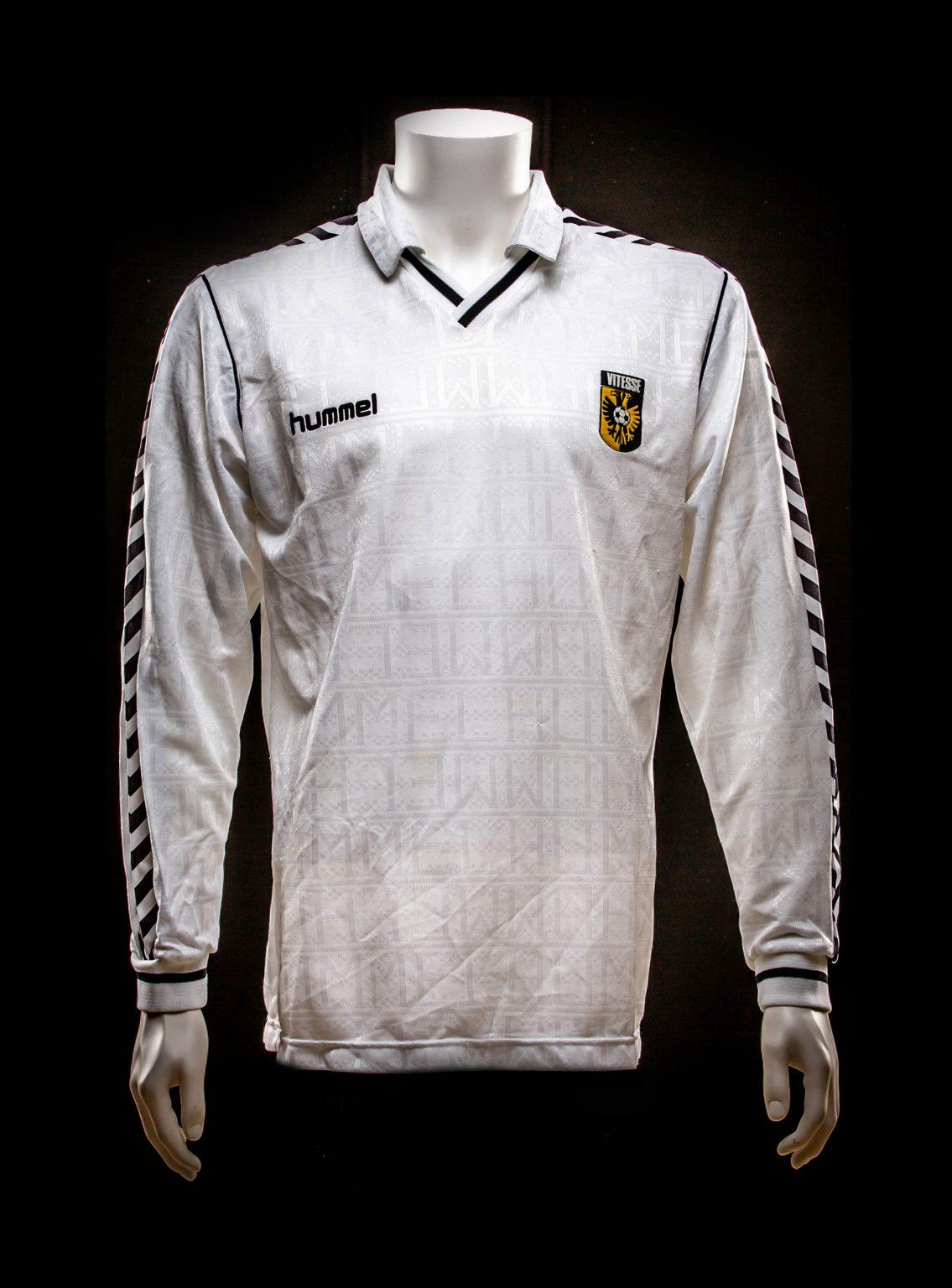 #10 John van de Brom Vitesse 1989-1990