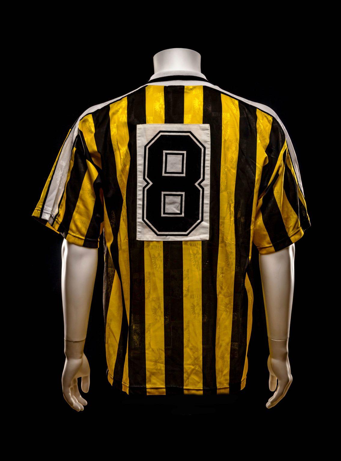 #8 Rene Eijer Vitesse 1990-1991