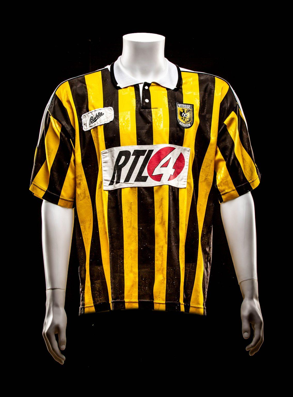 #2 Edward Sturing Vitesse 1990-1991