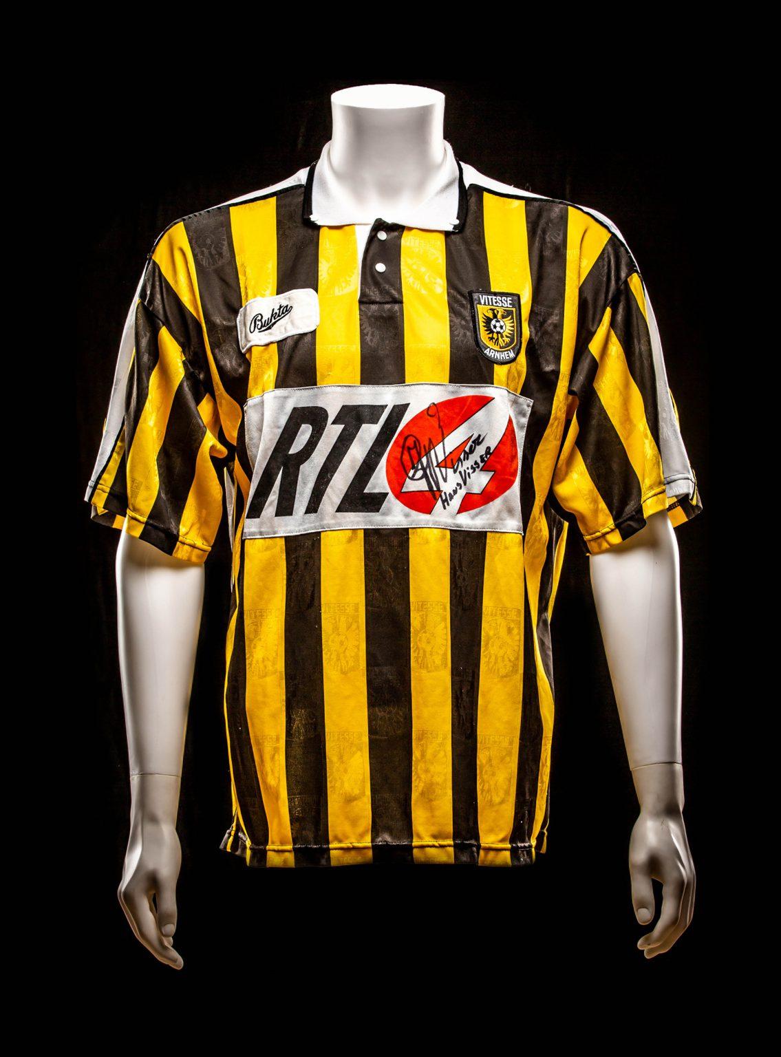 #15 Hans Visser Vitesse 1990-1991