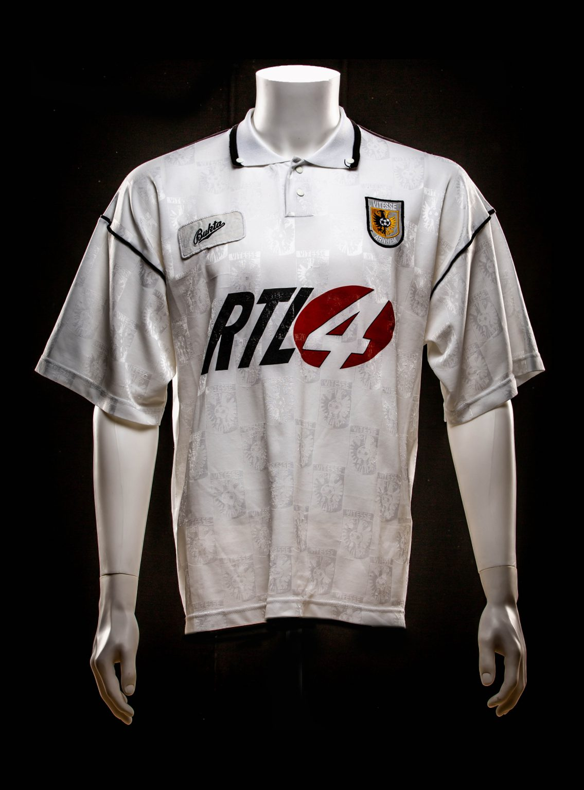 #3 Frans Thijssen Vitesse 1990-1991