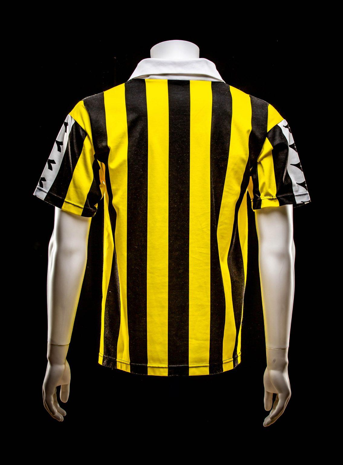 #Shirt Vitesse blanco 1991-1993