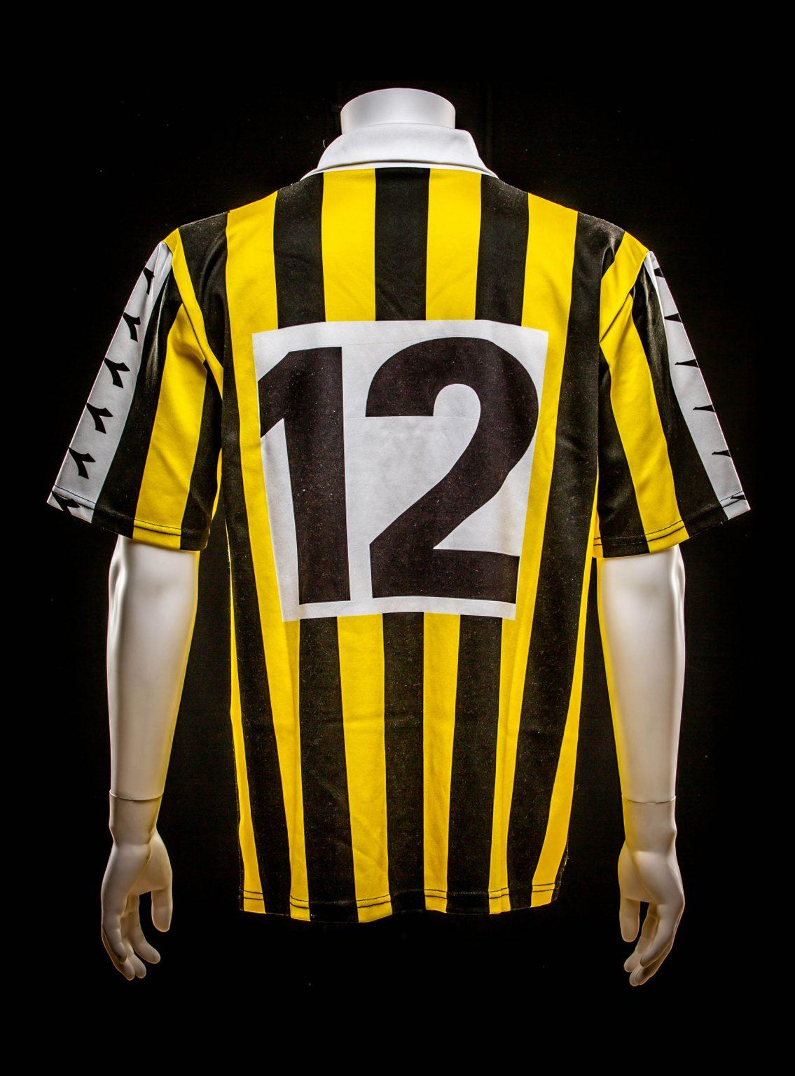 #12 Speler Onbekend Vitesse 1991-1993
