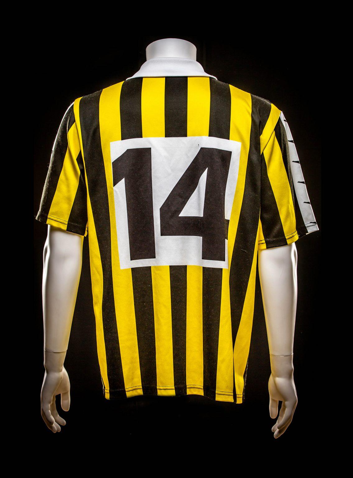 #14 Speler Onbekend Vitesse 1991-1993