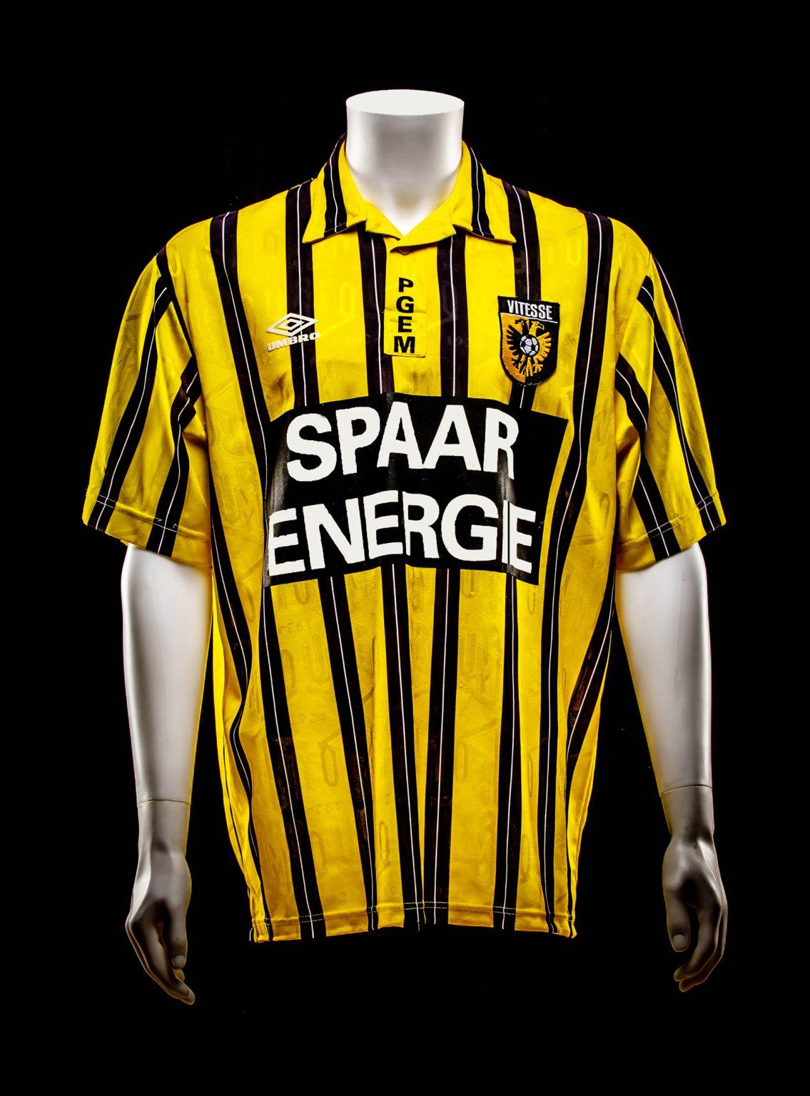 #15 Huub Loeffen Vitesse 1993-1994