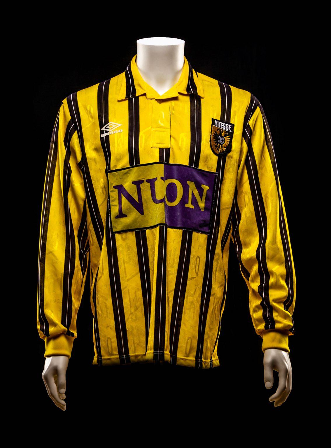 #2 Edward Sturing Vitesse 1993-1994