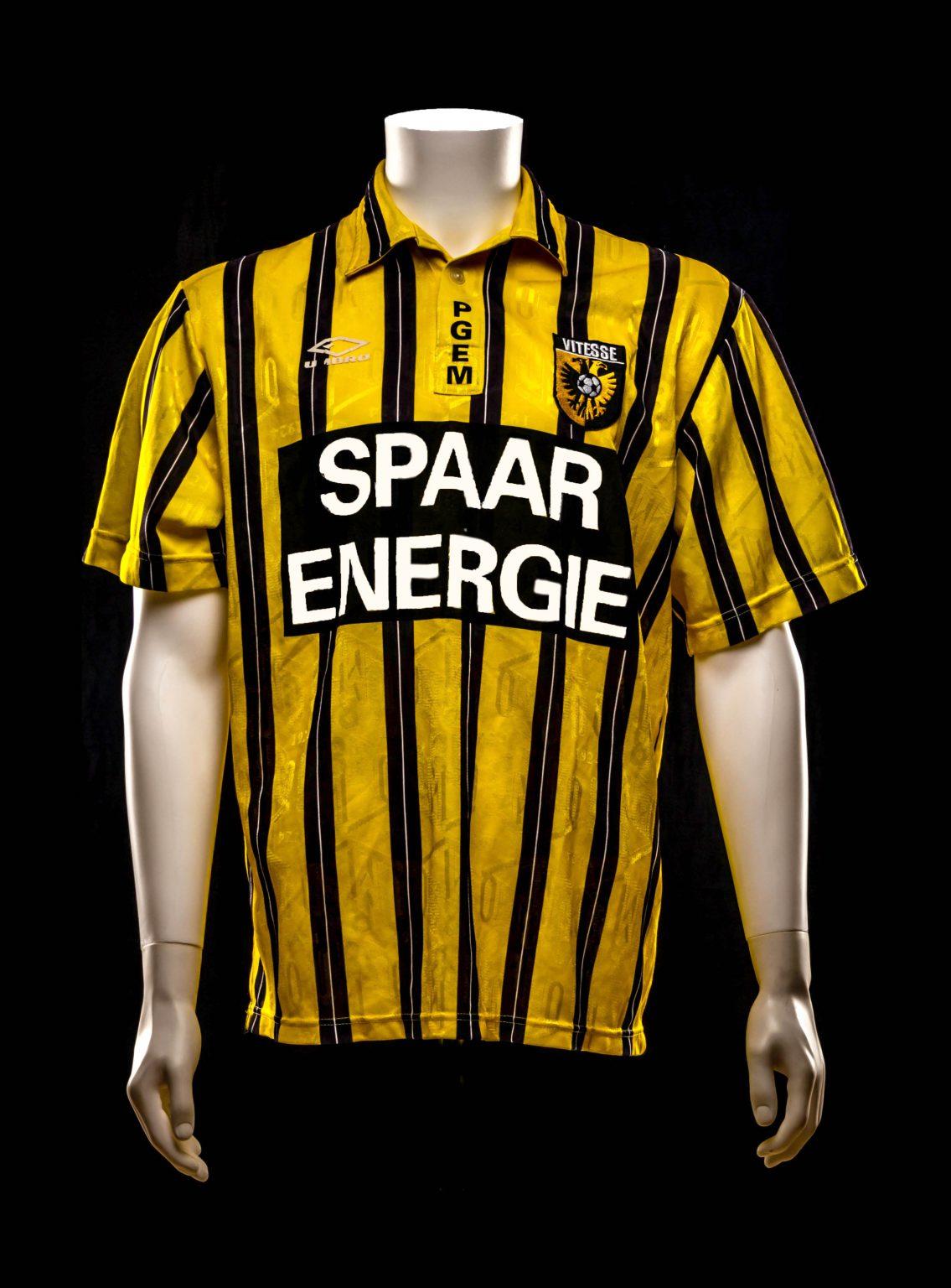 #16 Speler Onbekend Vitesse 1993-1994
