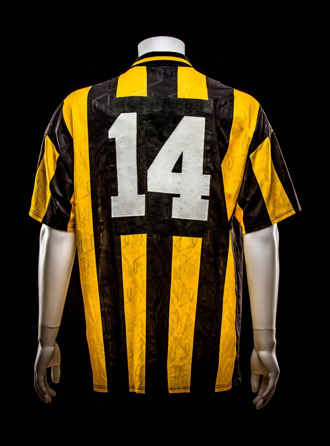 #14 Dejan Curovic Vitesse 1994-1997