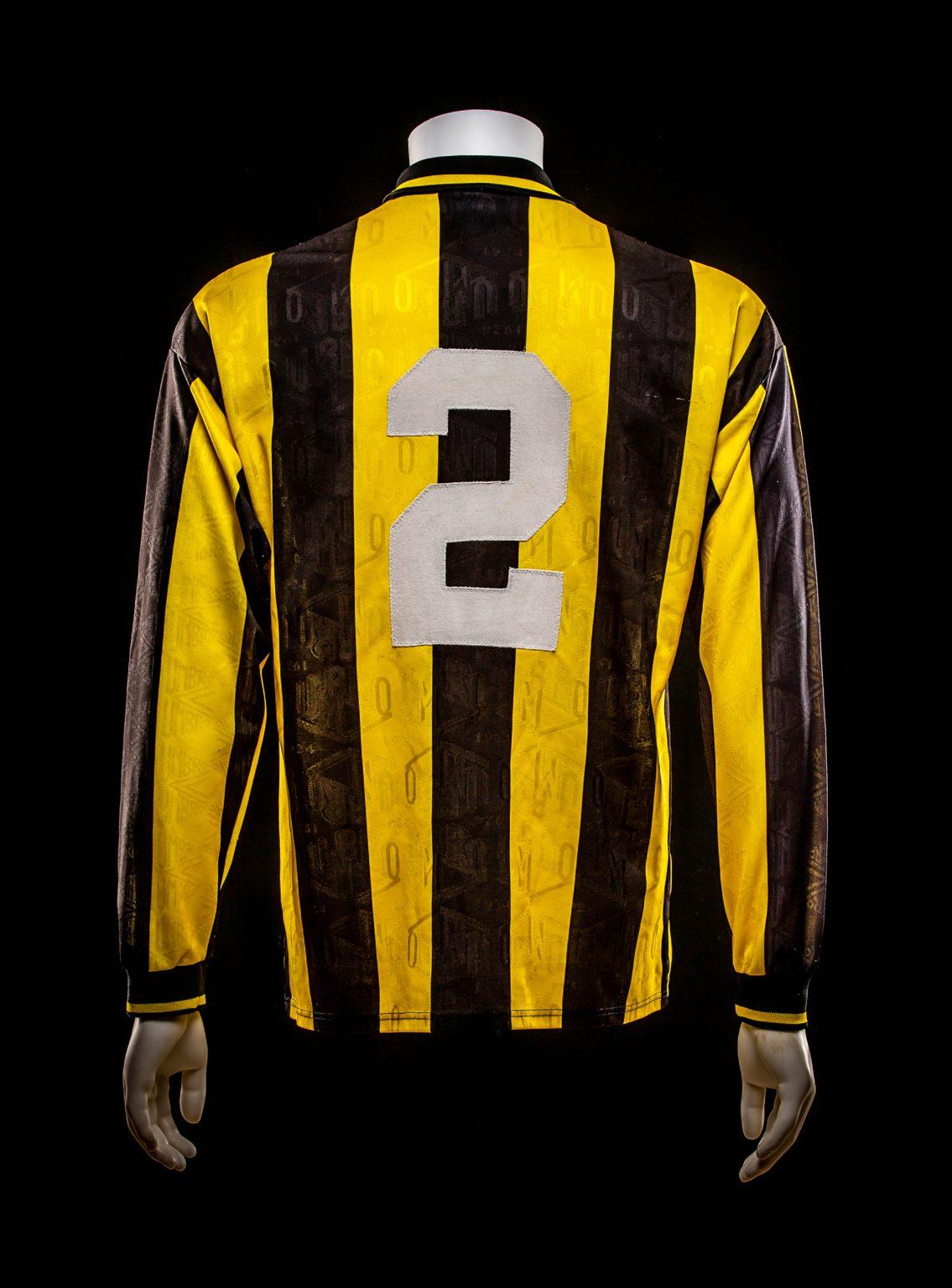 #2 Edward Sturing Vitesse 1994-1997
