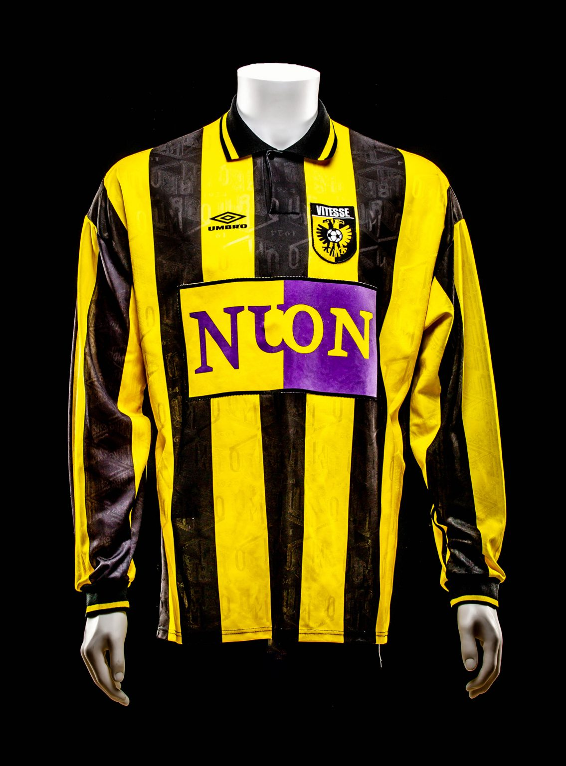 #4 Theo Bos Seizoen 1994-1997