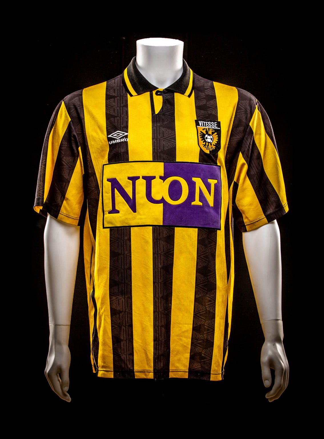 #10 Hans Gillhaus Vitesse 1994-1997
