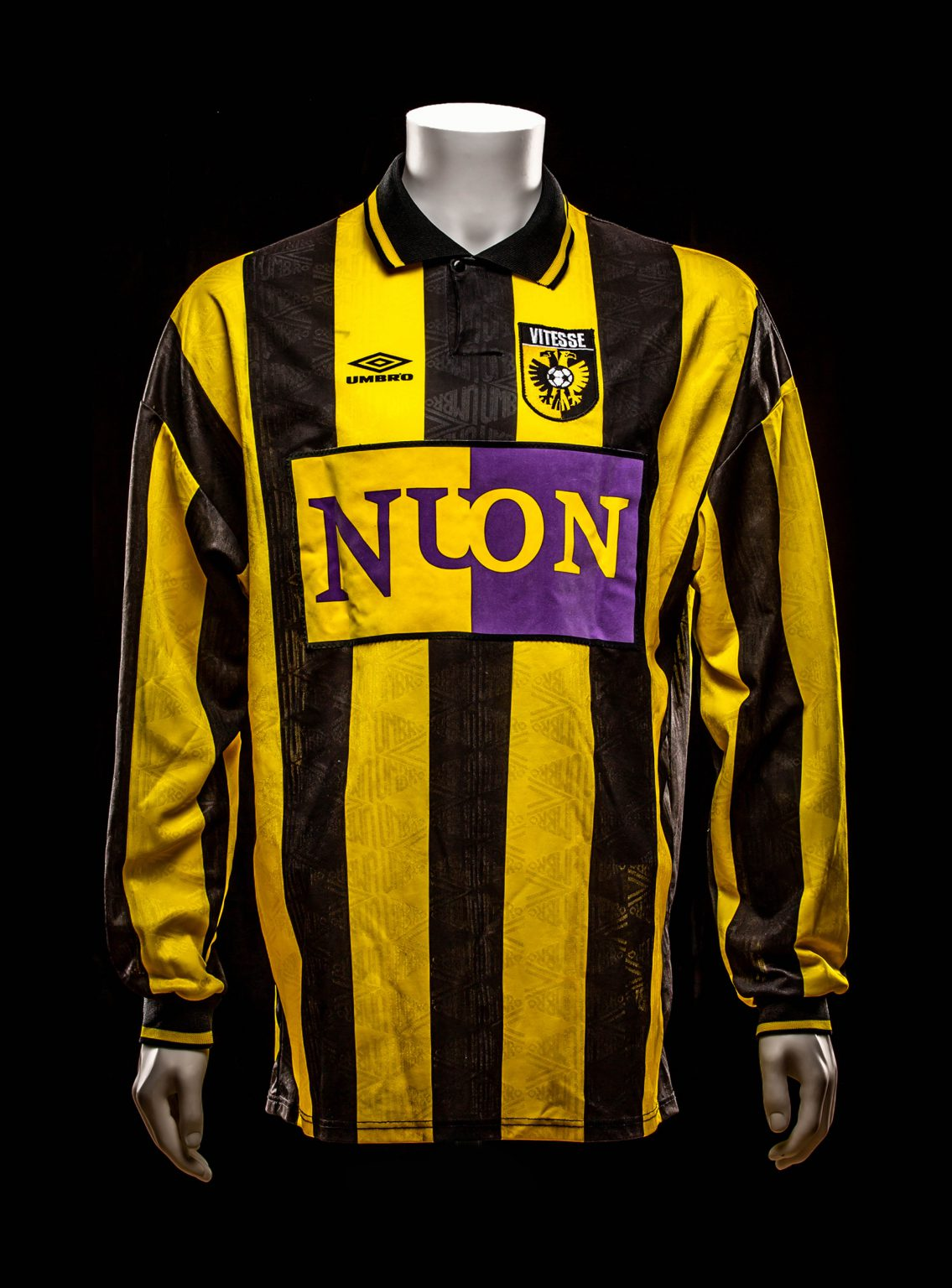 #3 Erwin van der Looi Vitesse 1994-1997