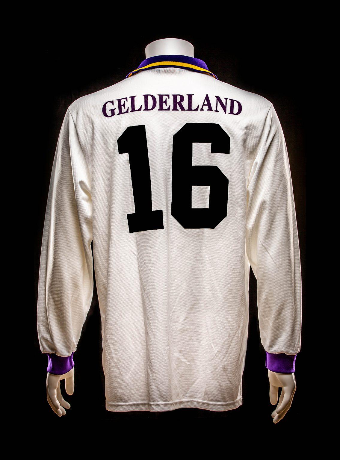 #16 Speler Onbekend Vitesse 1994-1997