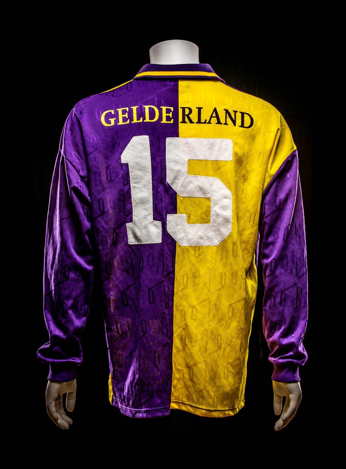 #15 Speler Onbekend Vitesse 1994-1997