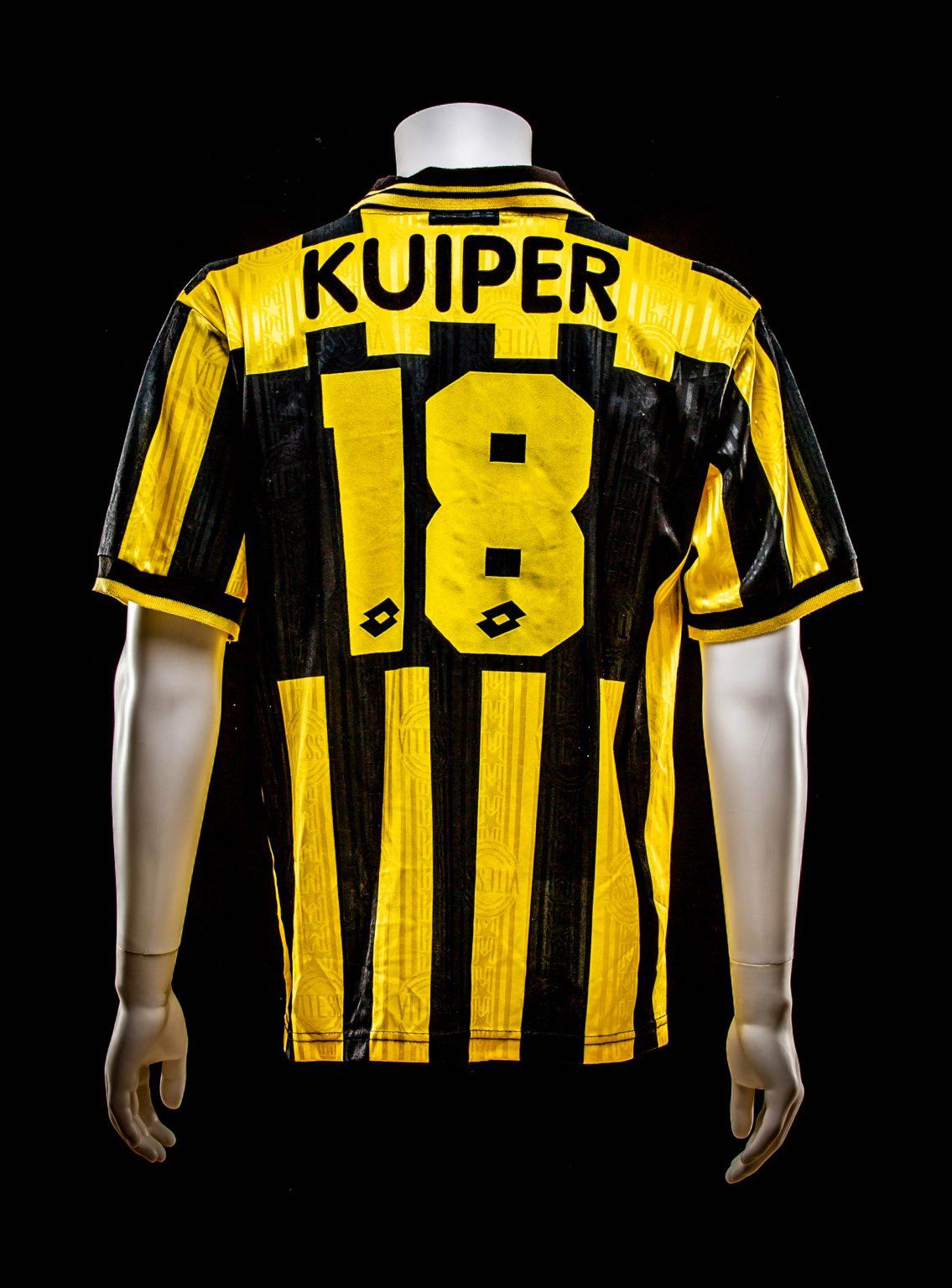 #18 Martijn Kuiper Vitesse 1997-1999