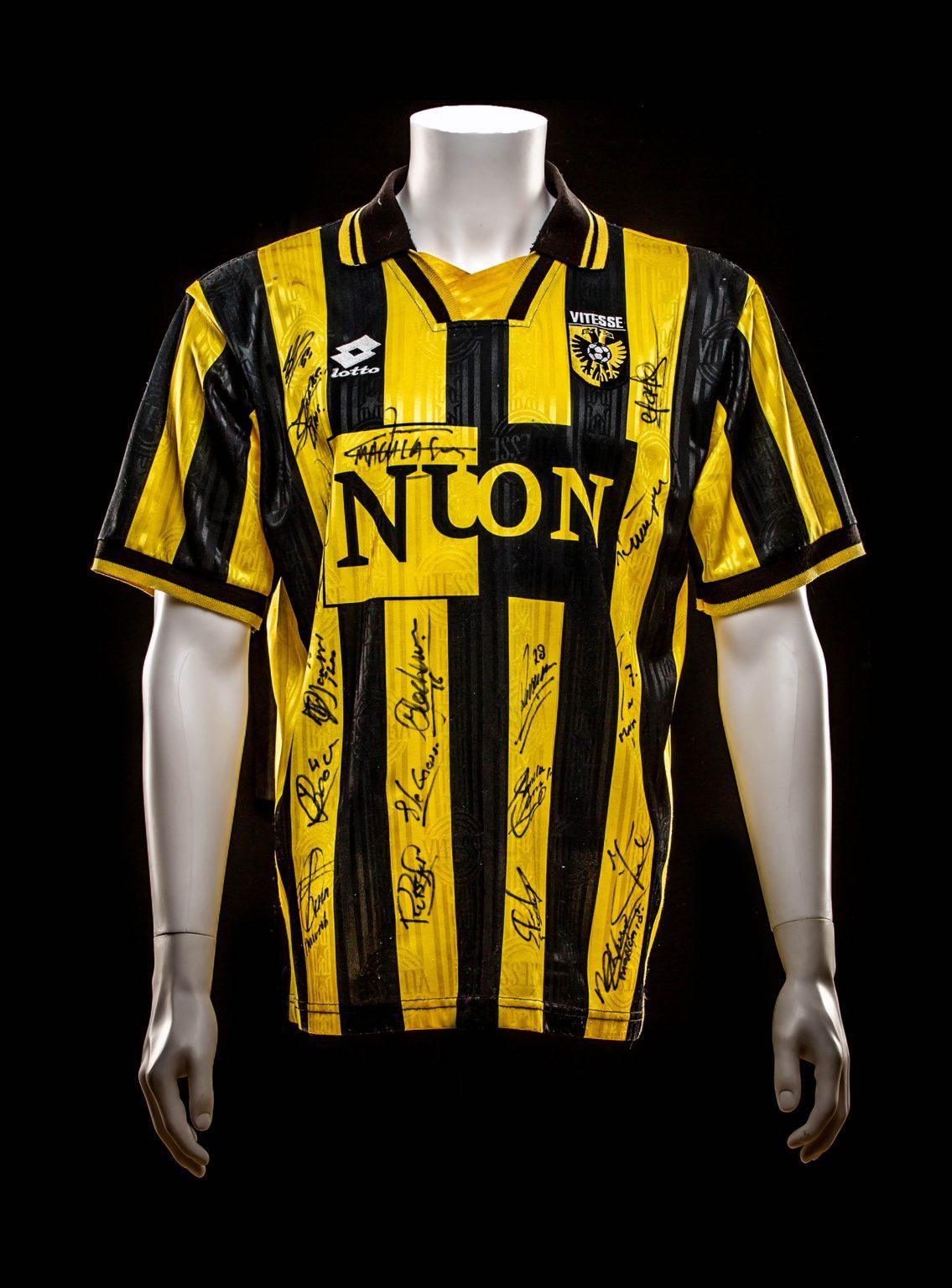 #23 Remco van der Schaaf Vitesse 1997-1999