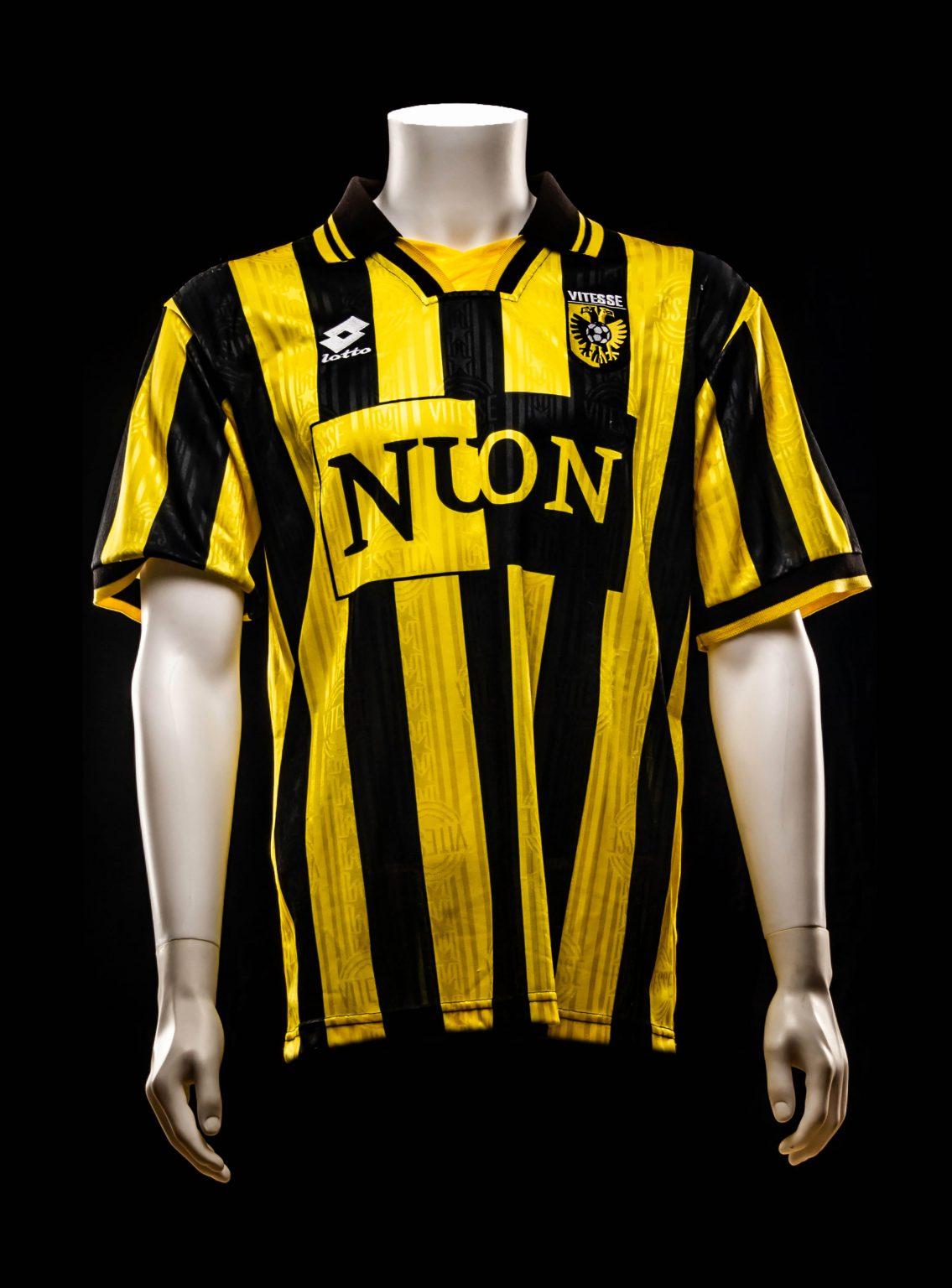 #19 Patrick Ax Vitesse 1997-1999