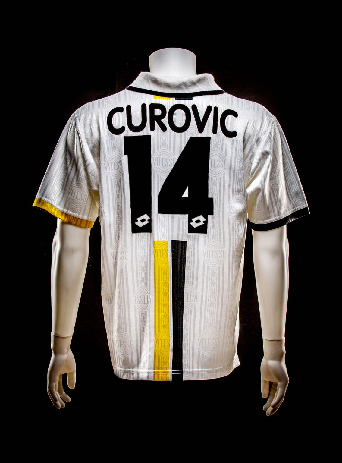 #14 Dejan Curovic Vitesse 1997-1999