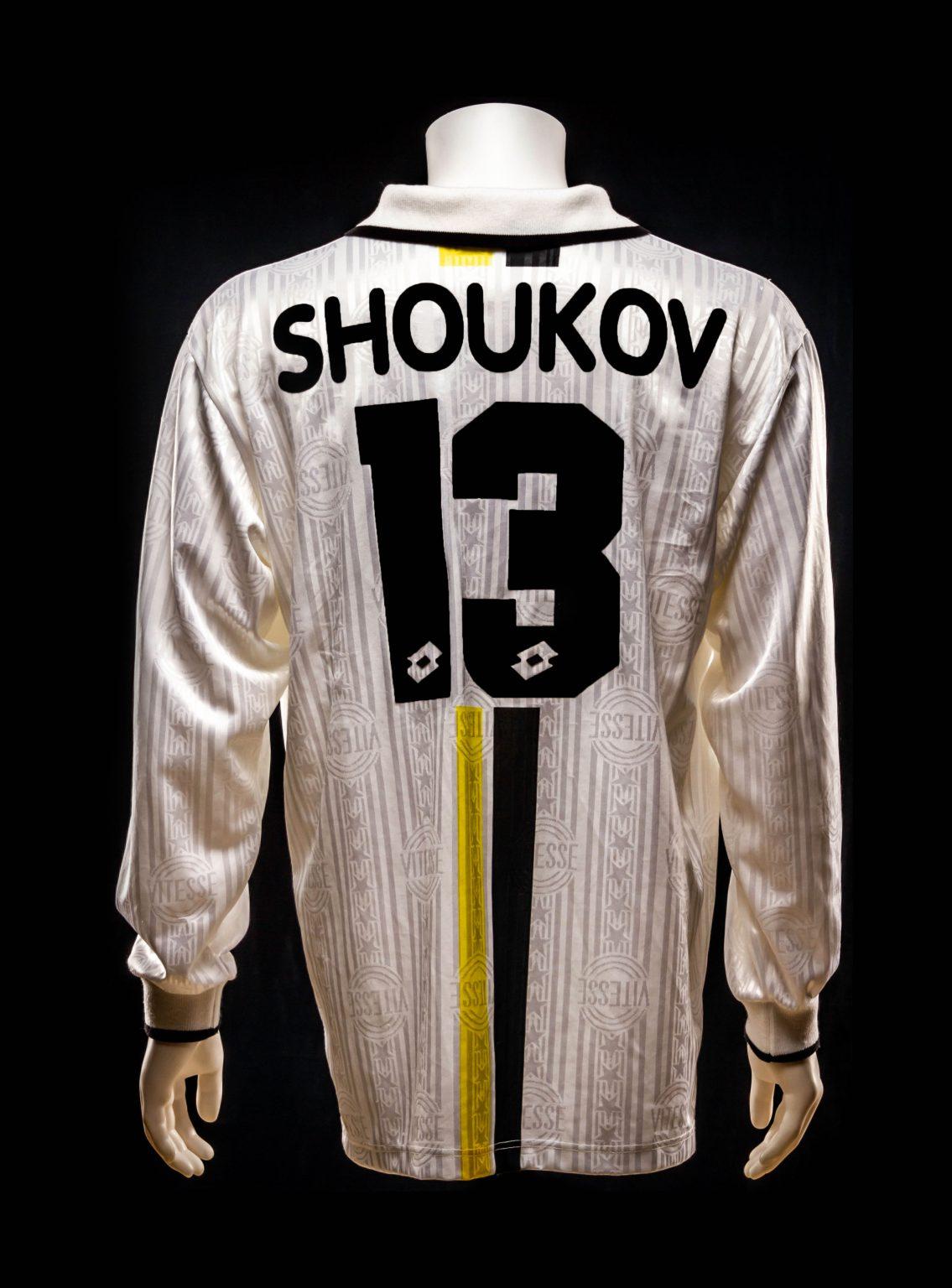 #13 Dimitri Shoukov Vitesse 1997-1999
