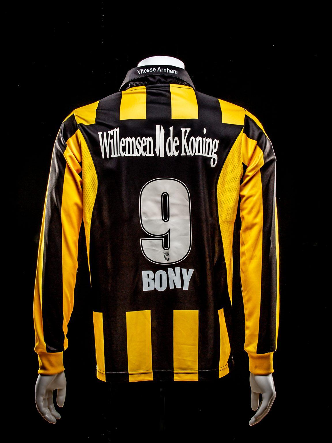 #9 Wilfried Bony 2010-2011