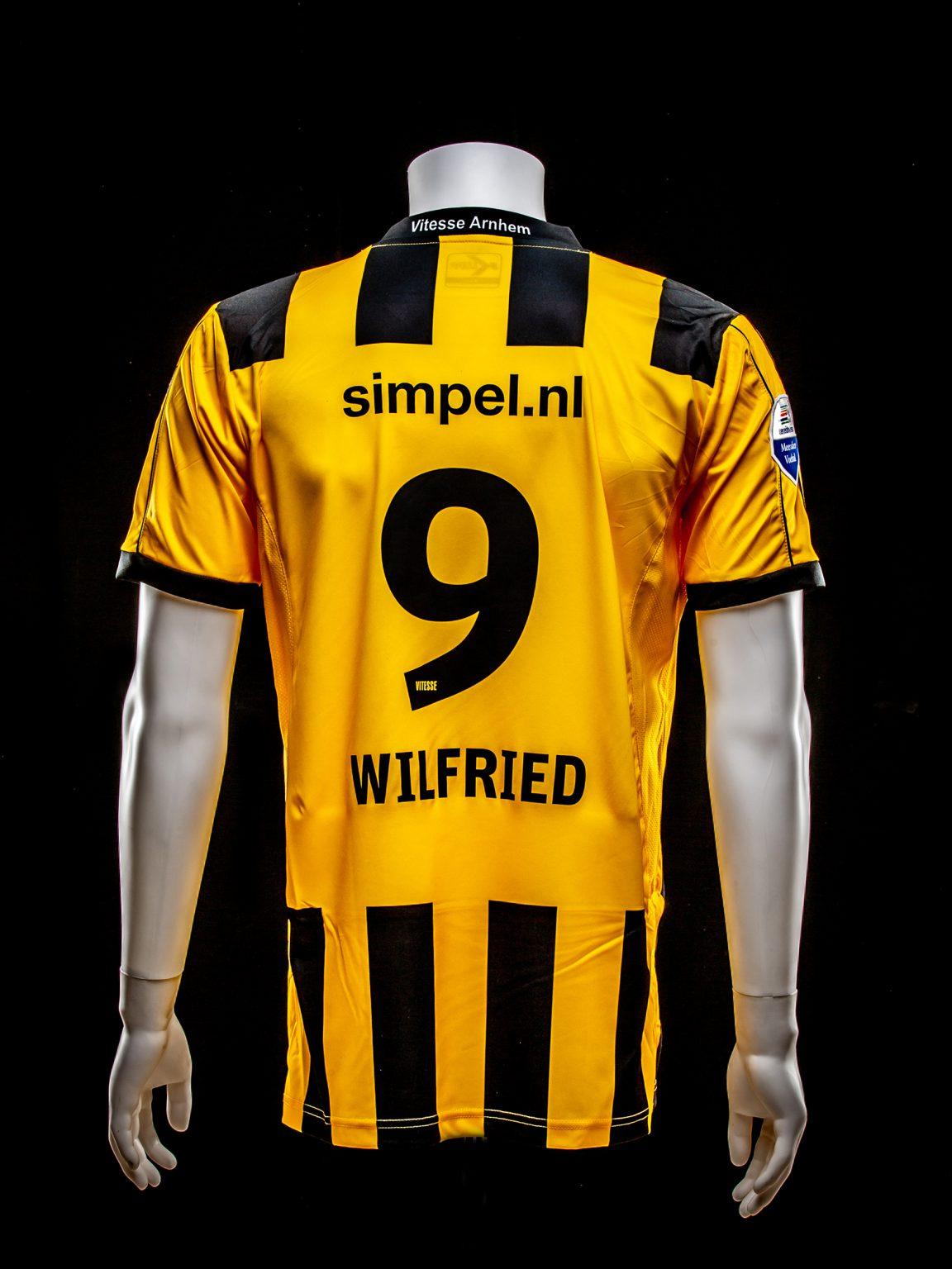 #9 Wilfried Bony 2011-2012