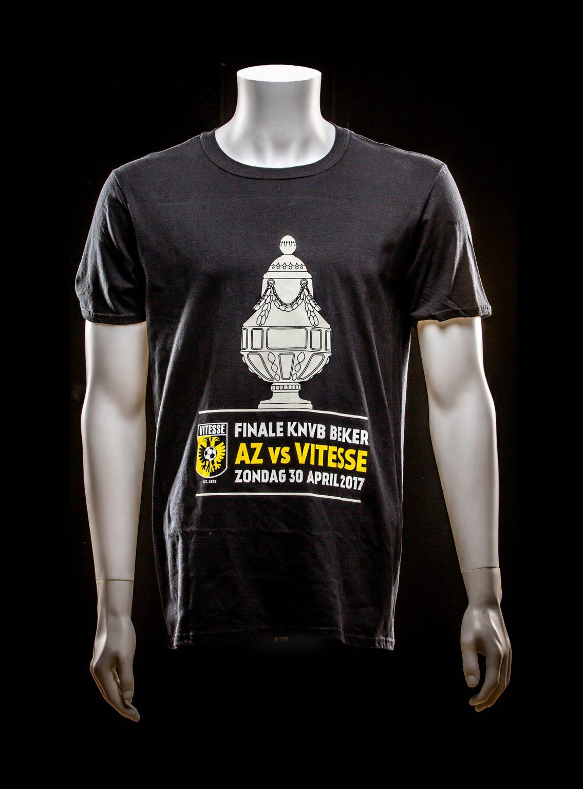 #Fanshirt Bekerfinale Vitesse