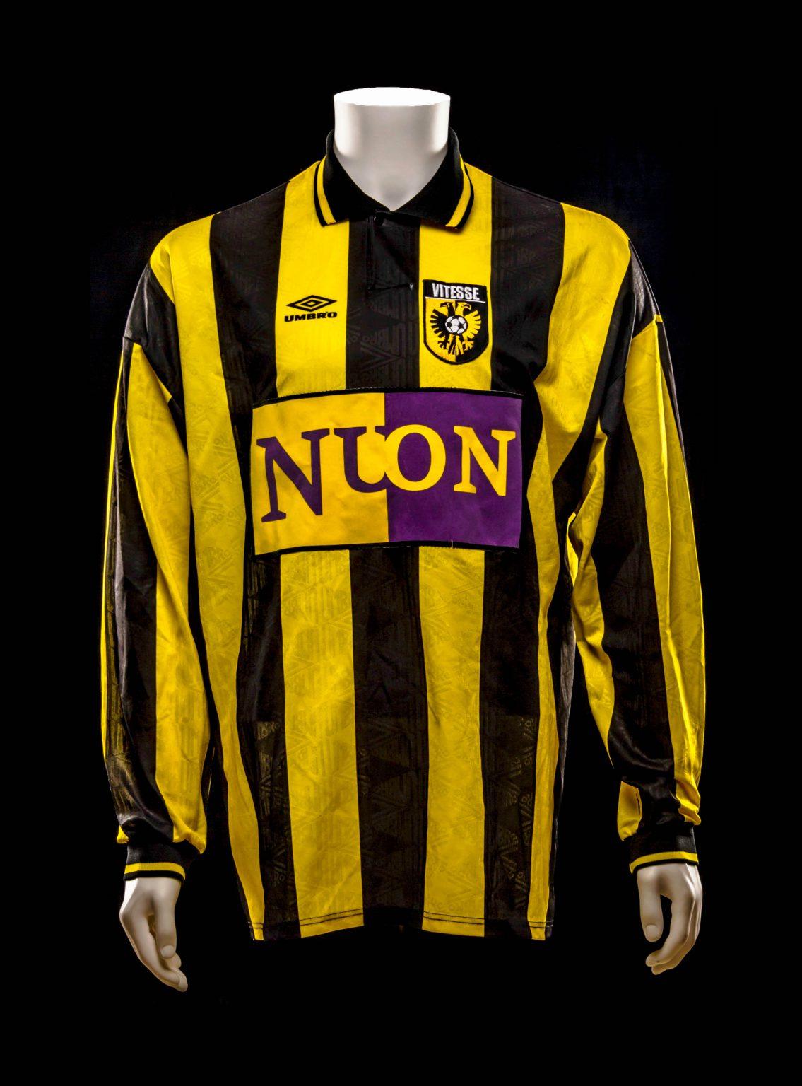 #3 Erwin van de Looi Vitesse 1994-1997