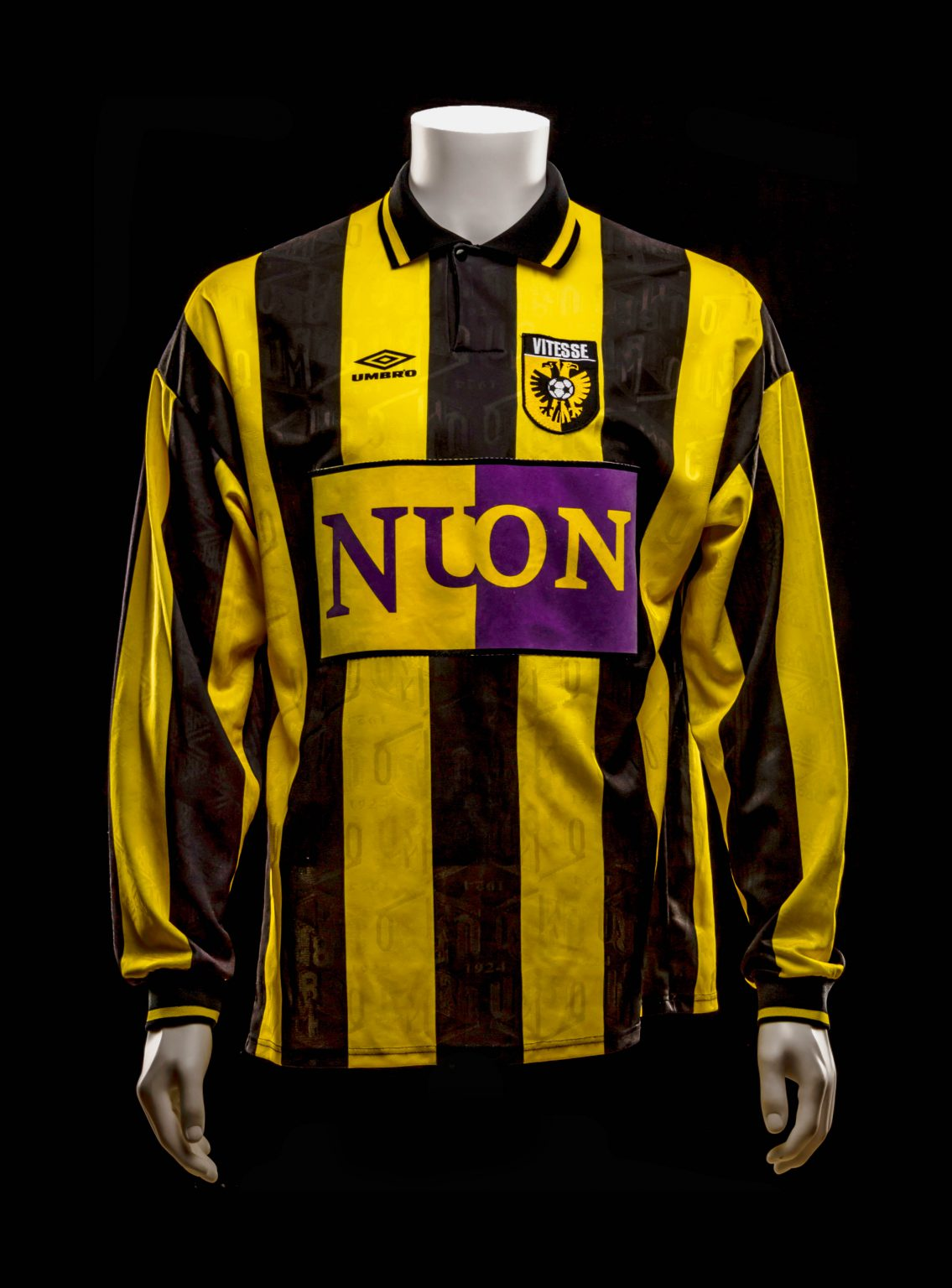 #4 Theo Bos Vitesse 1994-1997