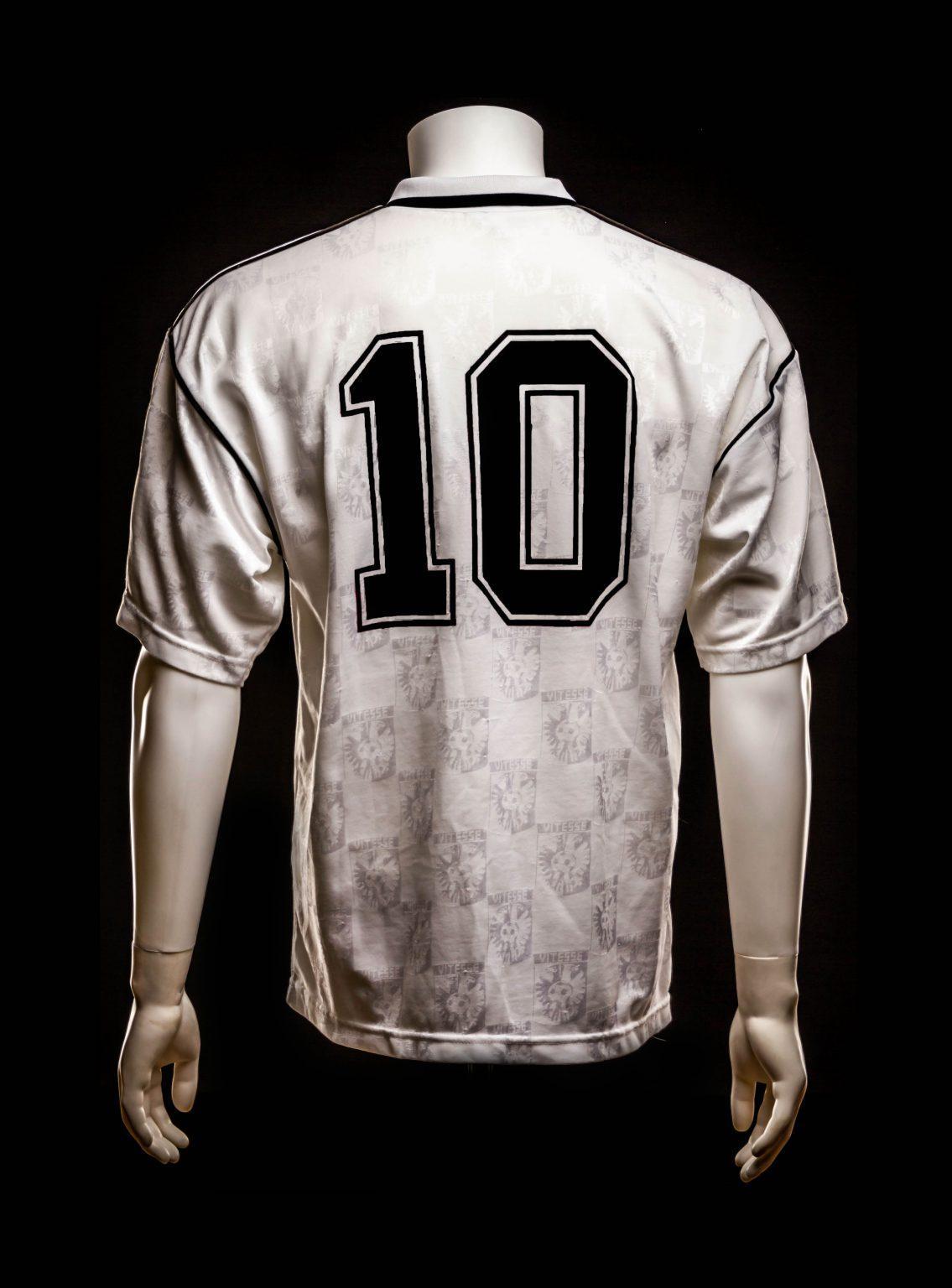 #10 Hans van Arum Vitesse 1990-1991