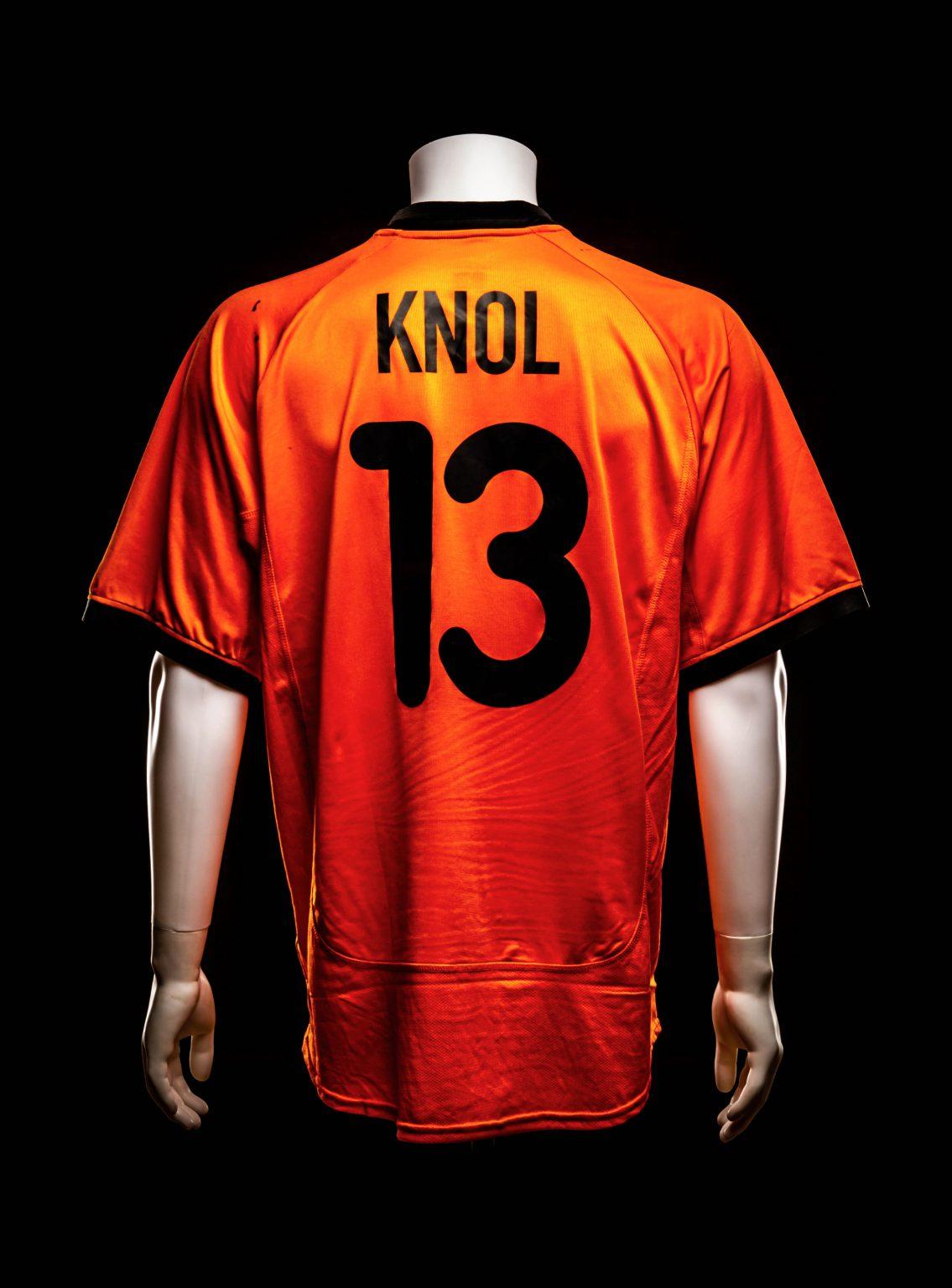#13 Ruud Knol 2001