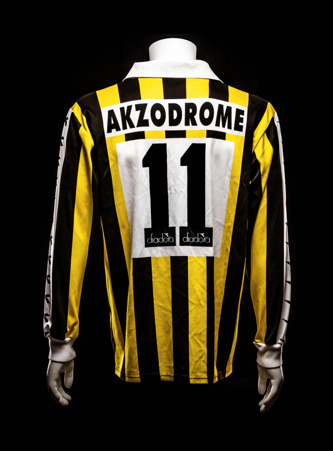 #11 Philip Cocu Vitesse 1991-1993