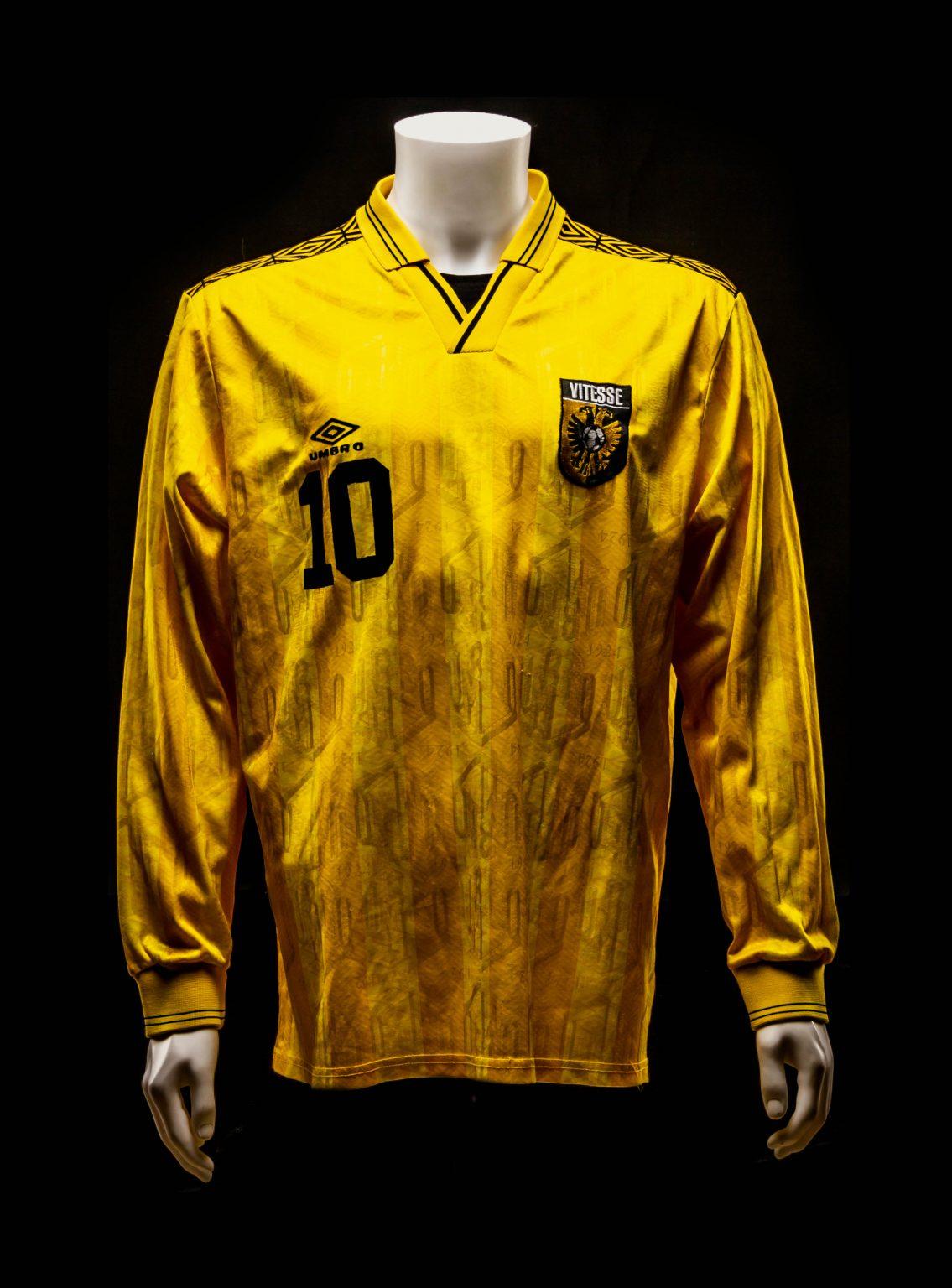 #Traingshirt Vitesse 1994-1997