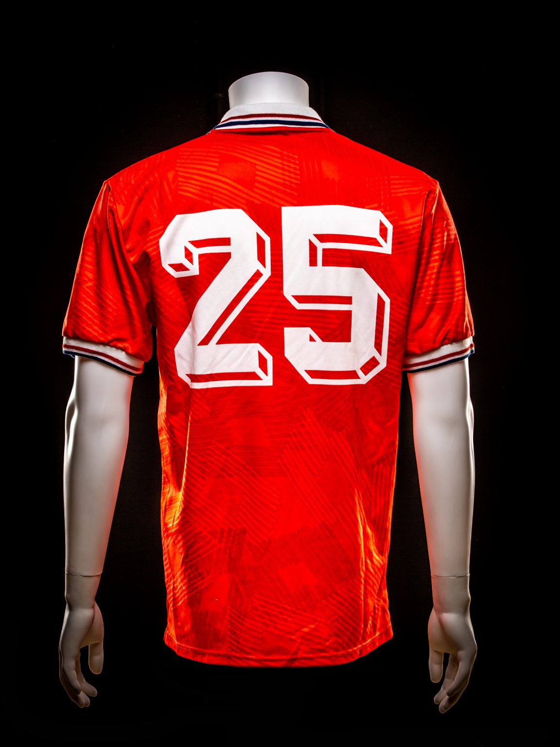 #25 Huub Loeffen Jong Oranje