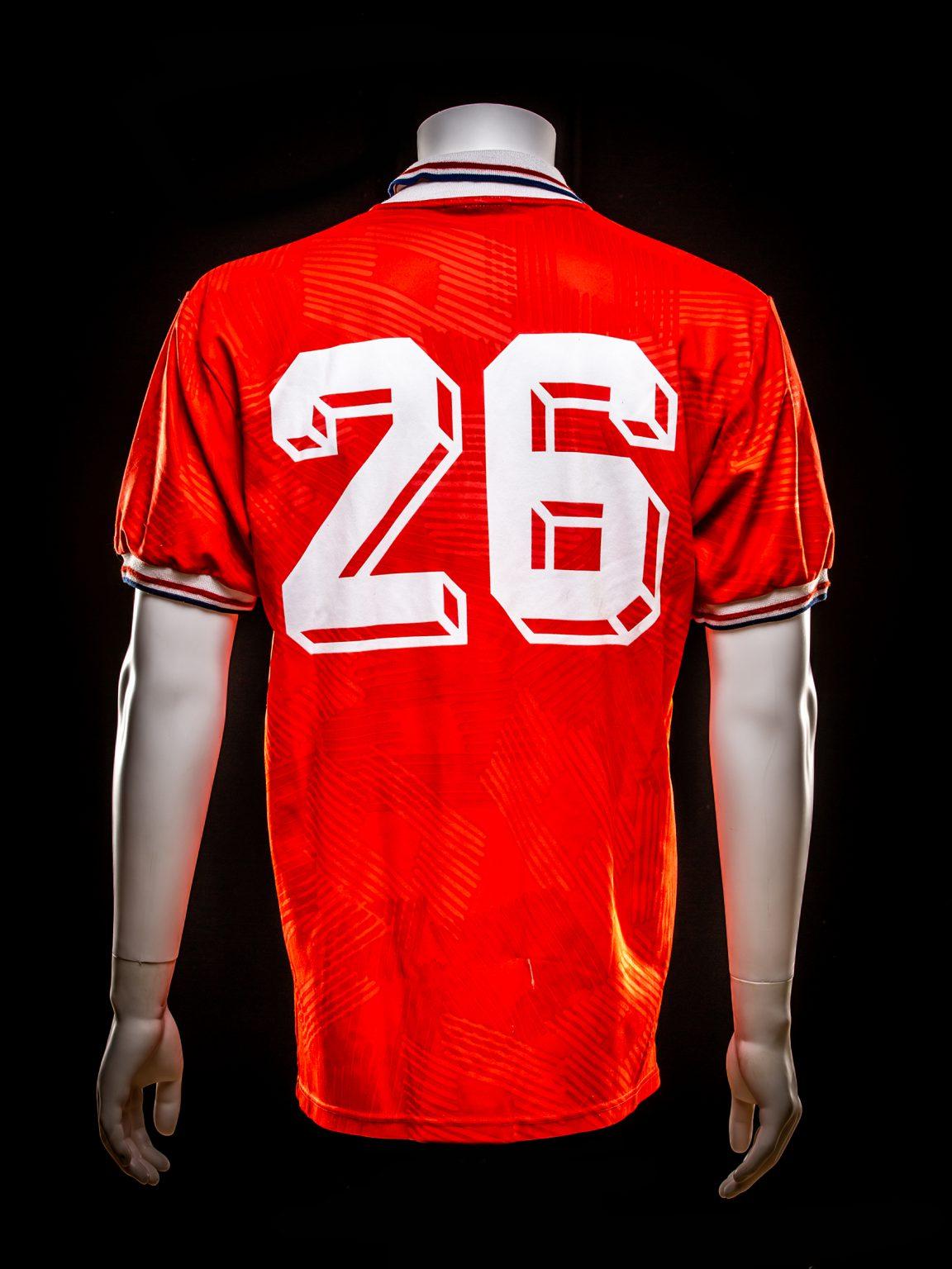 #26 Huub Loeffen Jong Oranje