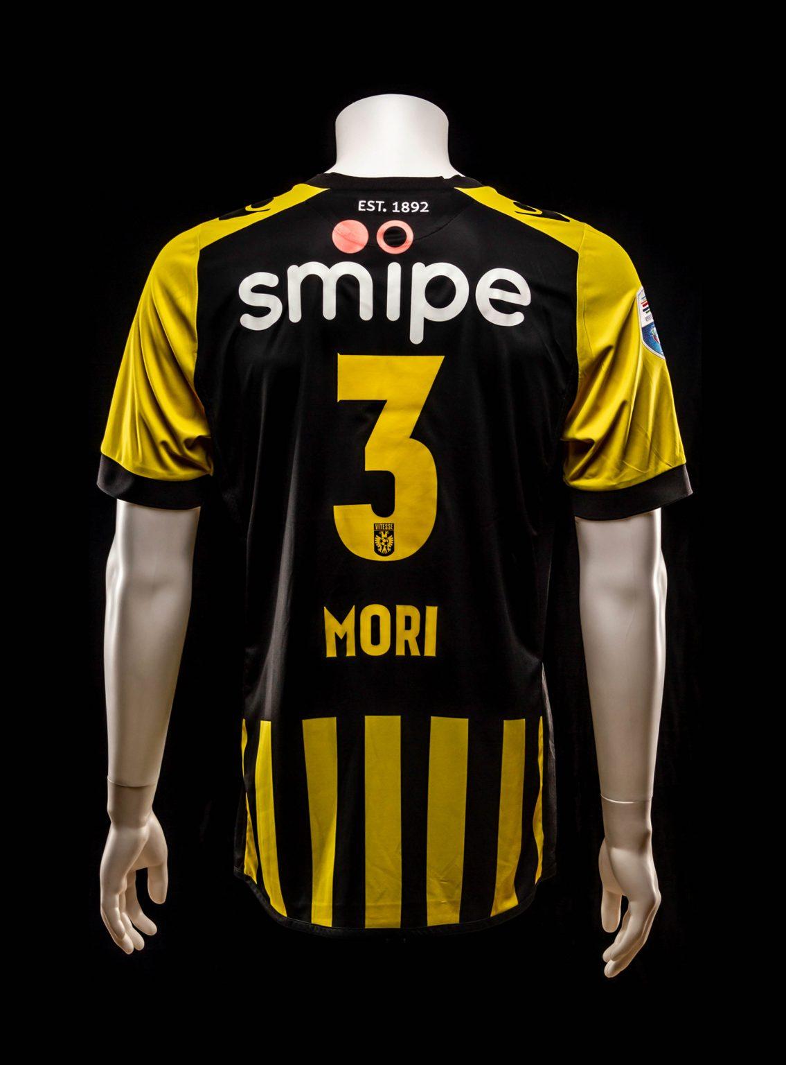 #3 Dan Mori KWF 2014-2015