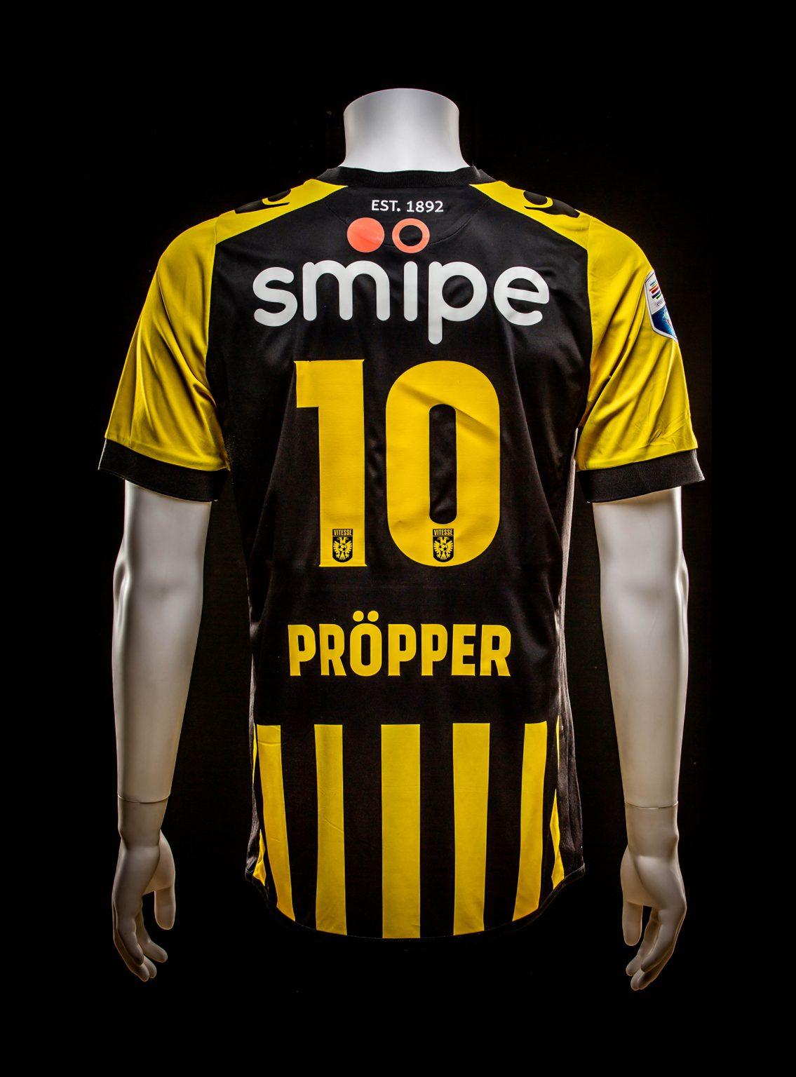 #10 Davy Propper KWF 2014-2015