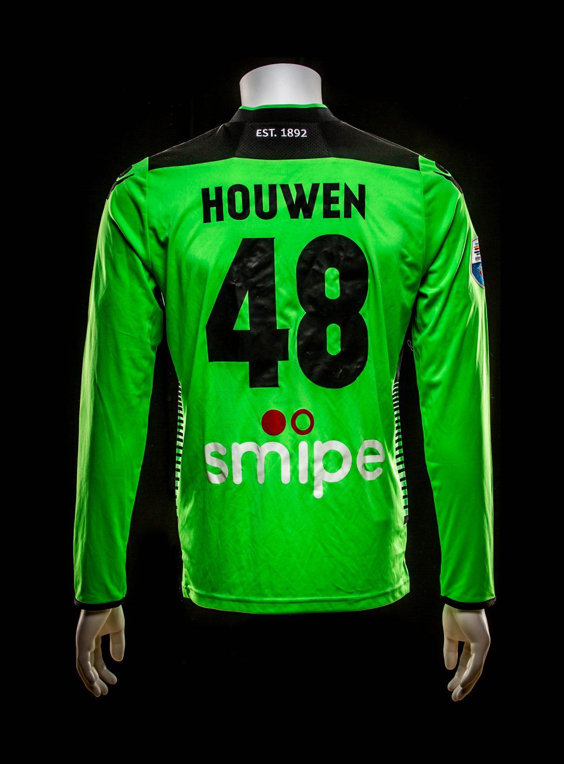 #48 Jeroen Houwen KWF 2014-2015