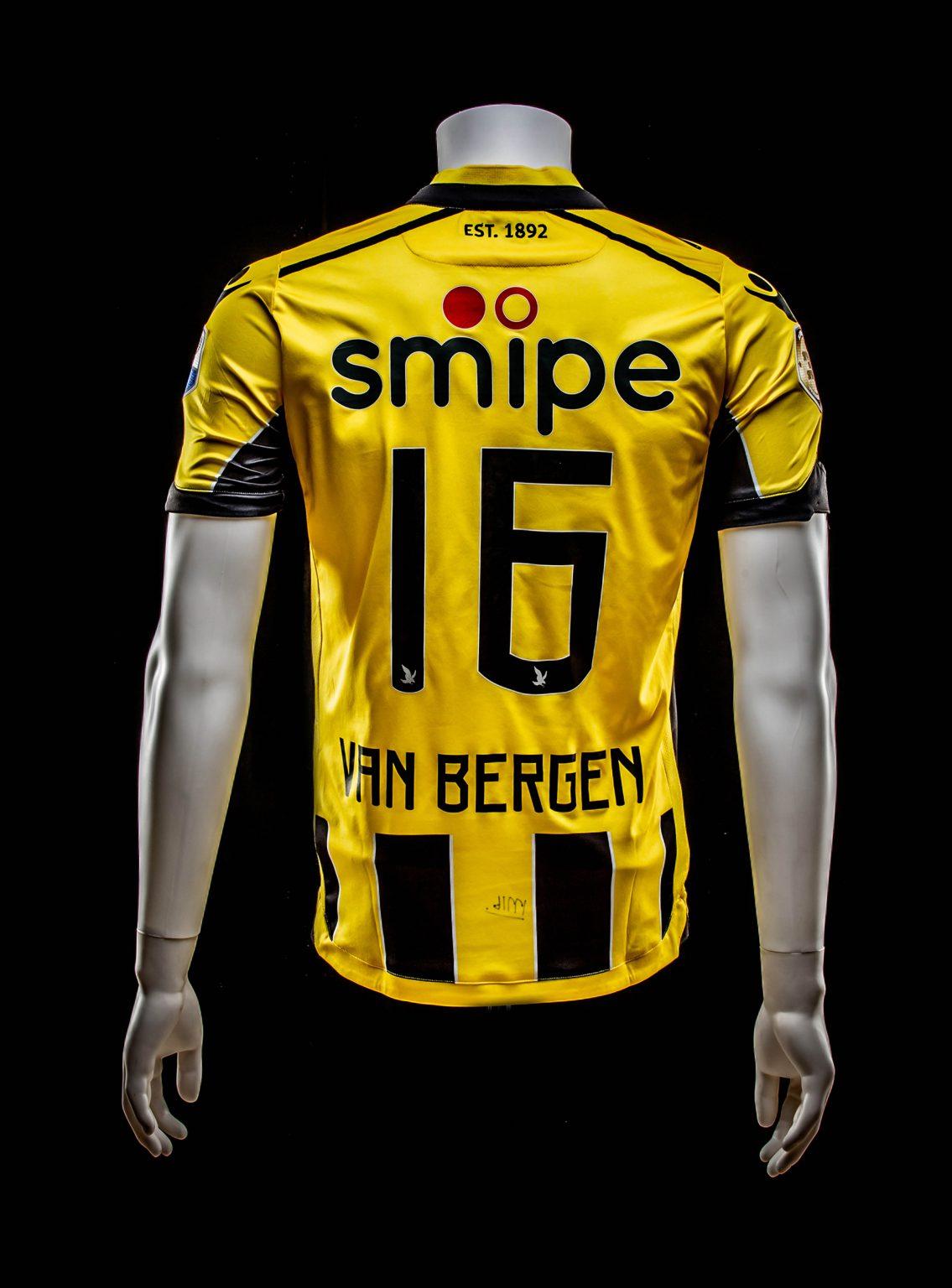 #16 Mitchel van Bergen KWF 2016-2017