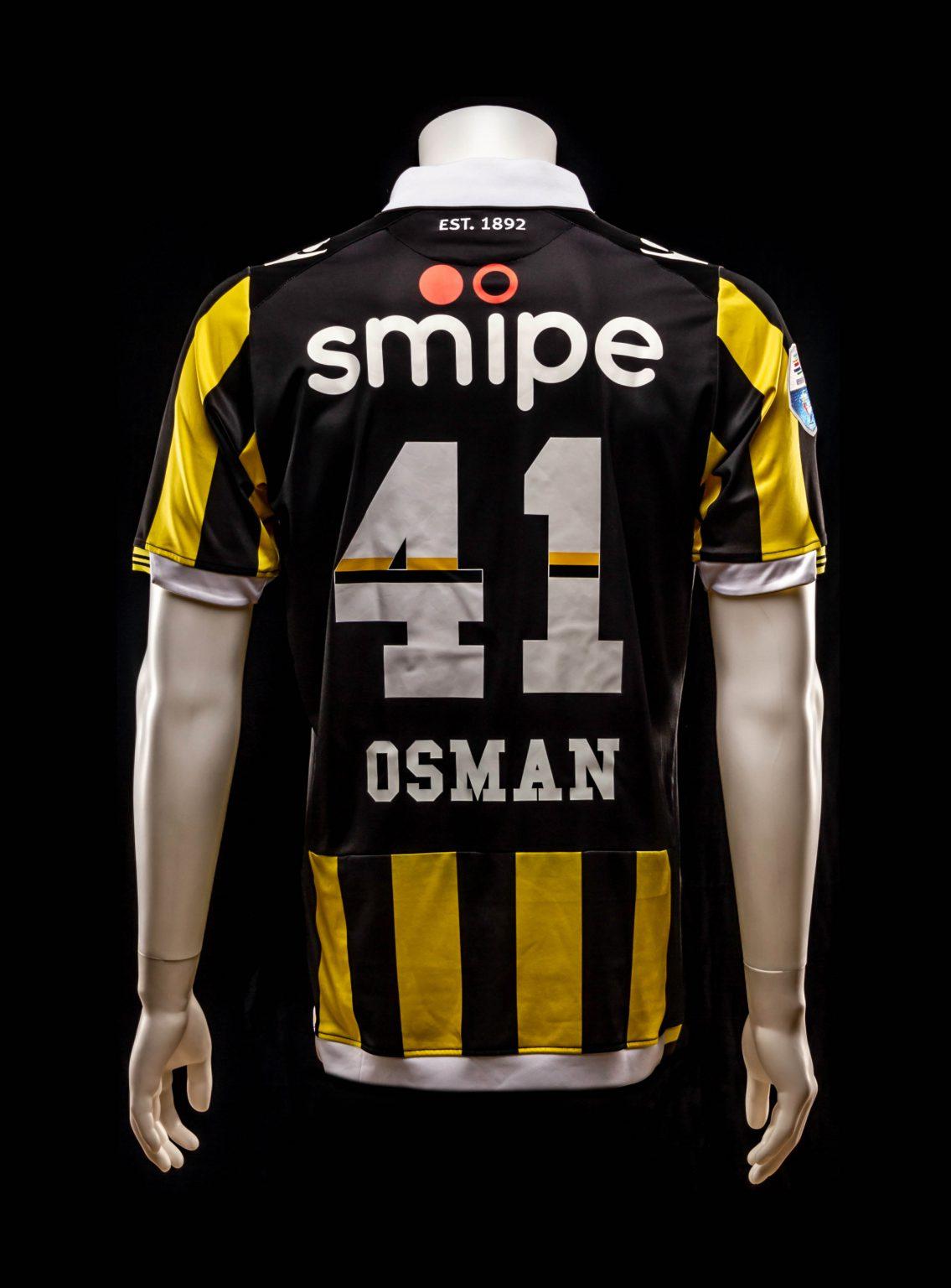 #41 Mo Osman KWF 2015-2016