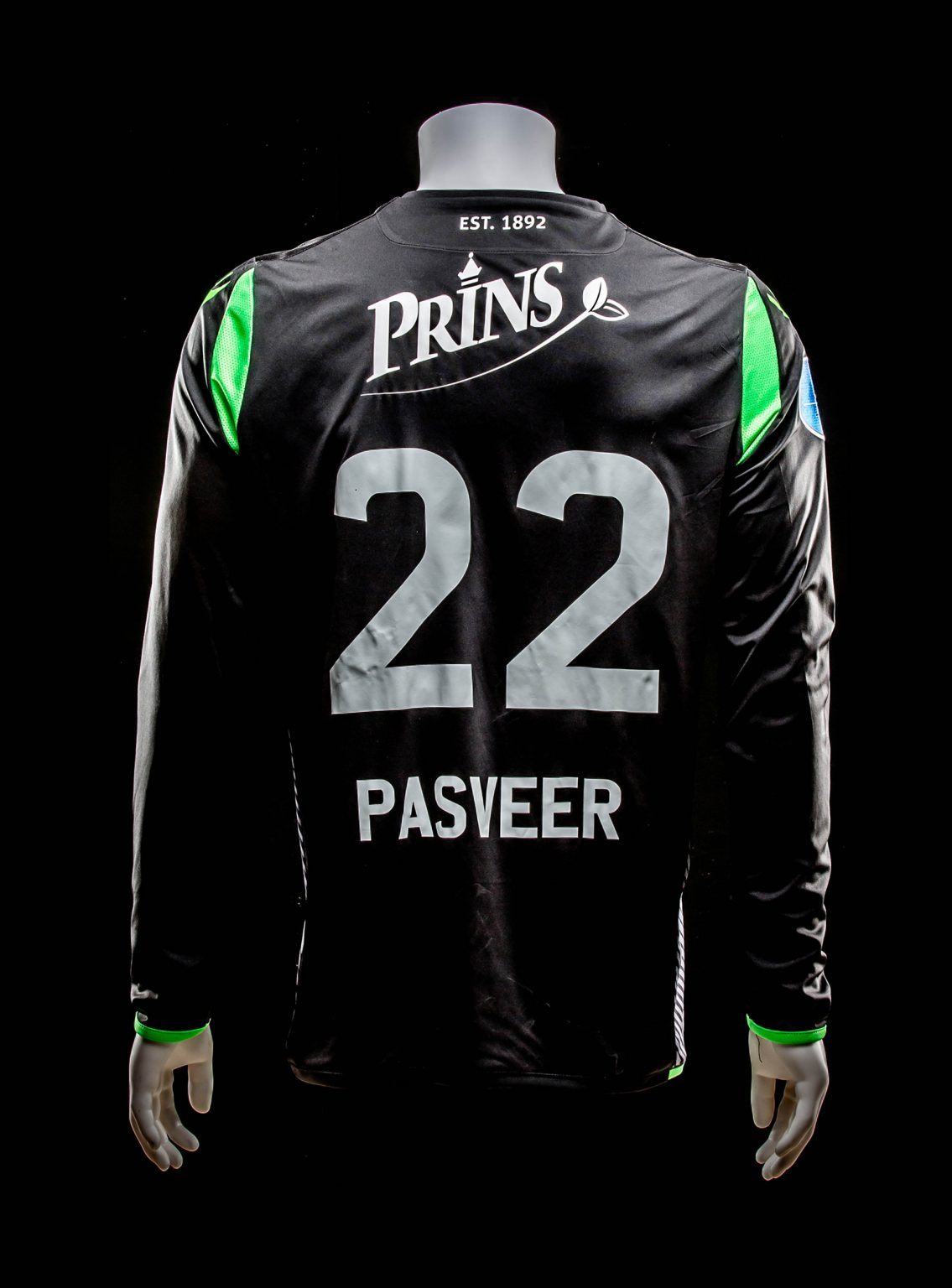 #22 Remco Pasveer KWF 2018-2019