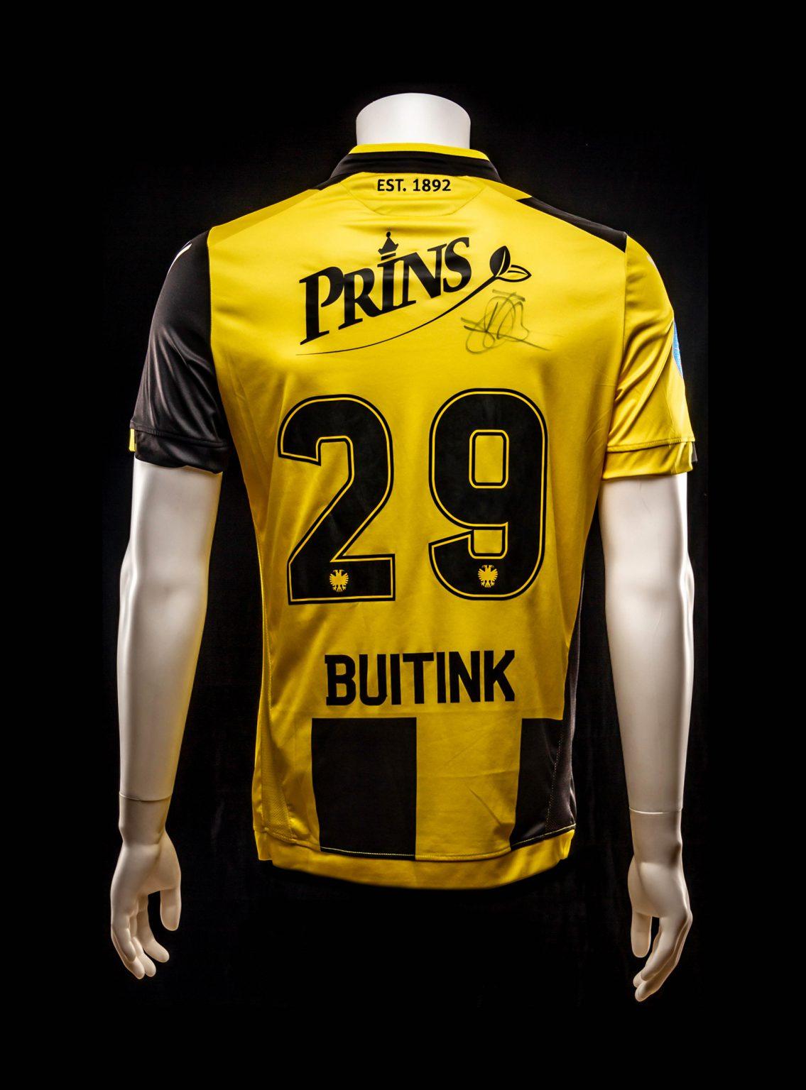 #29 Thomas Buitink KWF 2018-2019