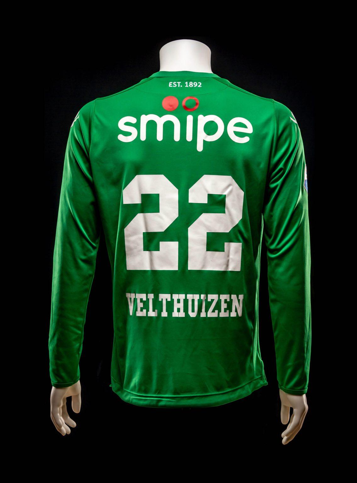 #22 Piet Velthuizen KWF 2015-2016