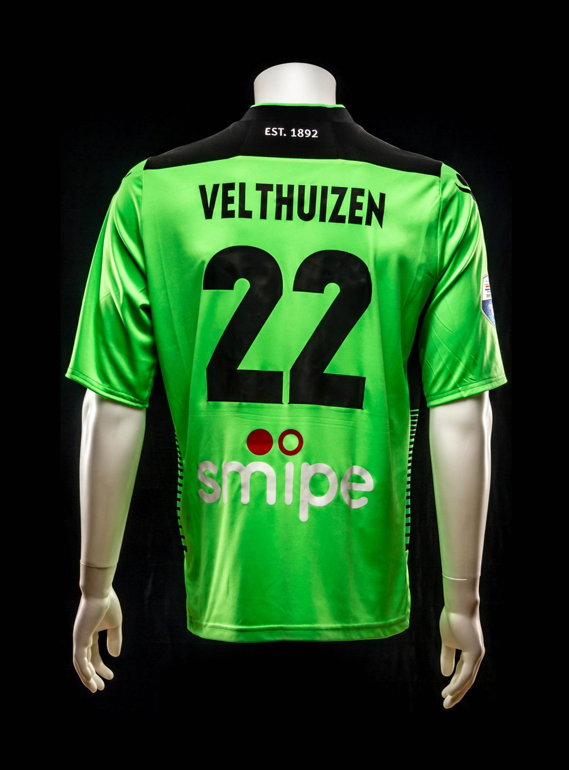 #22 Piet Velthuizen KWF 2014-2015