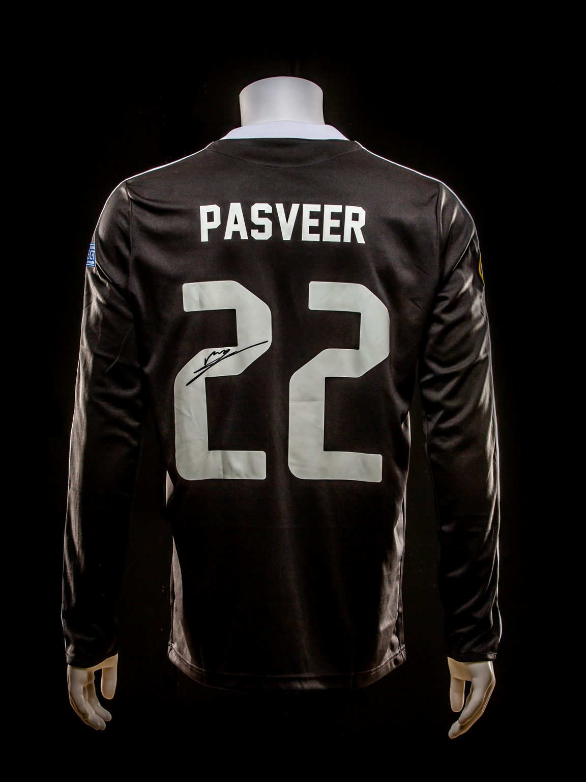 #22 Remco Pasveer