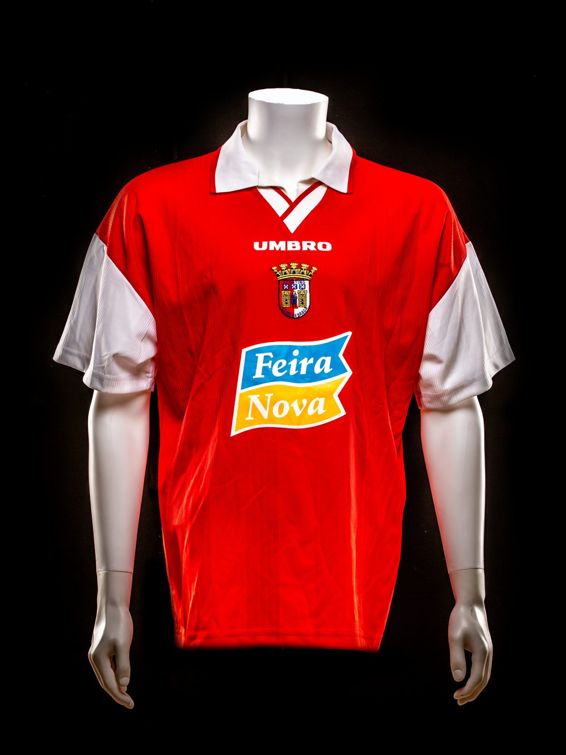 Braga Shirt UEFA Cup 1997-1998