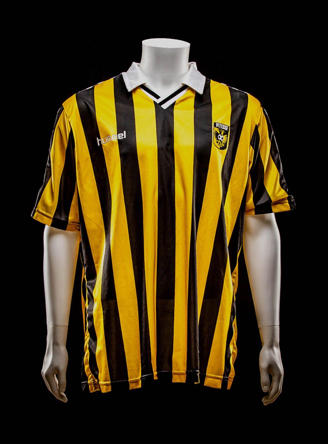#12 Jurrie Koolhof Vitesse 1989-1990