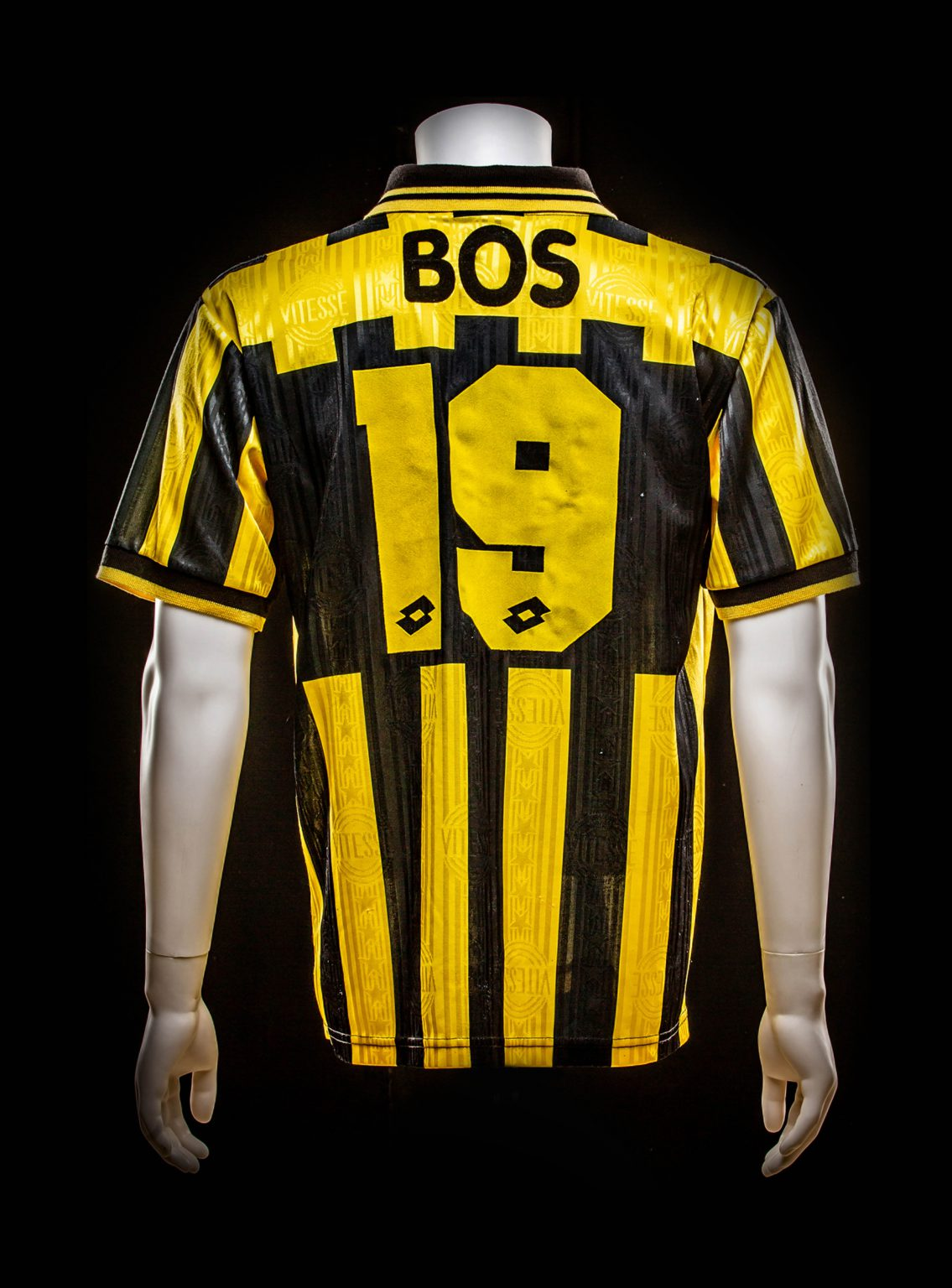 #4 Theo Bos Seizoen 1997-1999