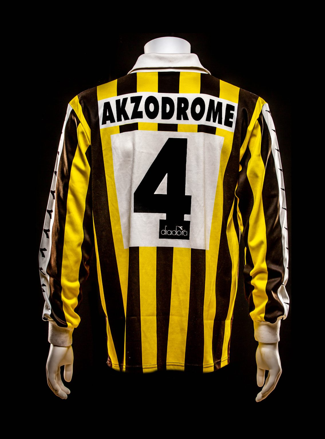 #4 Theo Bos Seizoen 1991-1992