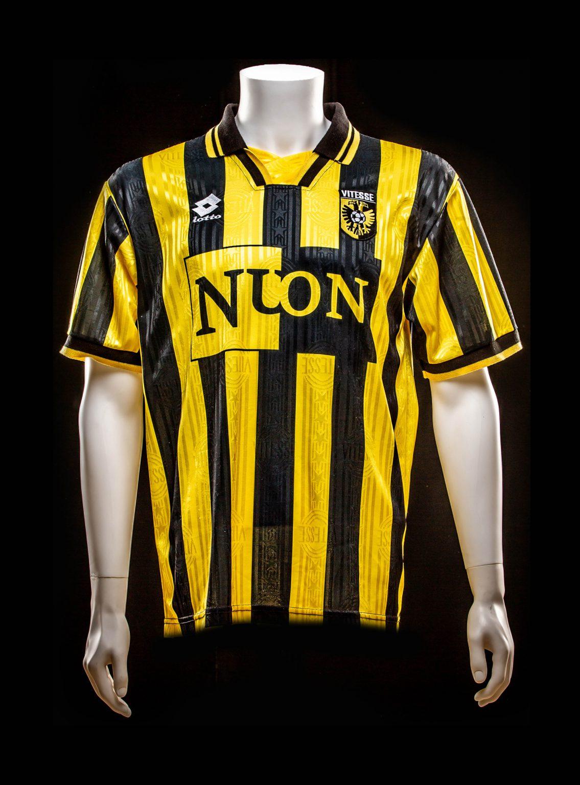 #19 Theo Bos Vitesse 1997-1999